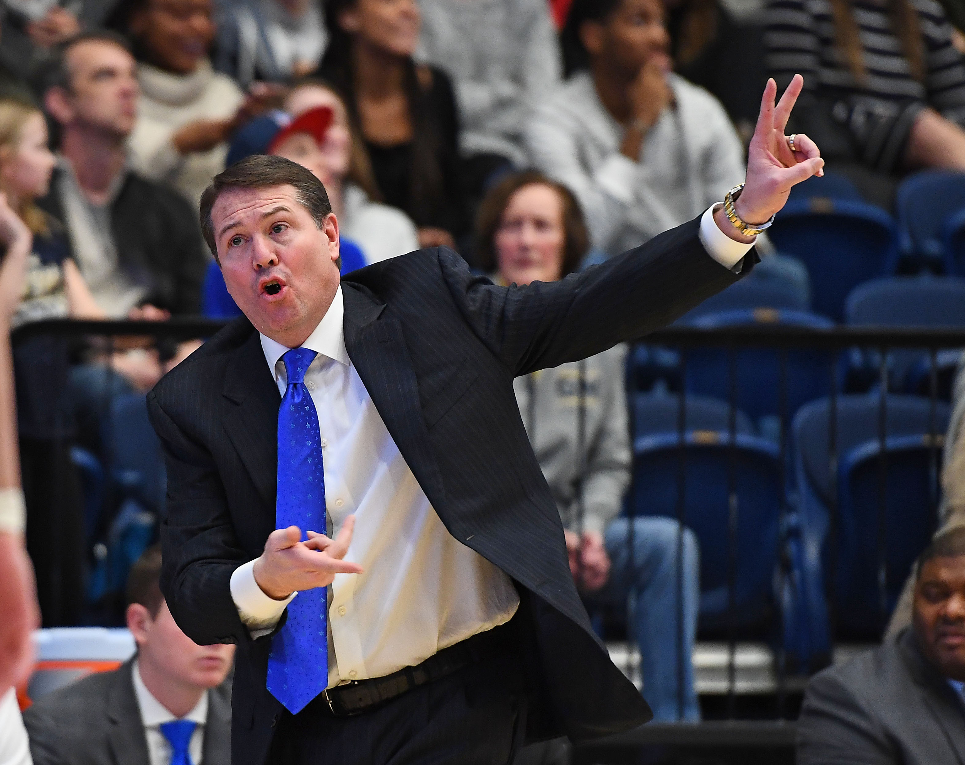 NCAA Basketball: Saint Louis at George Washington