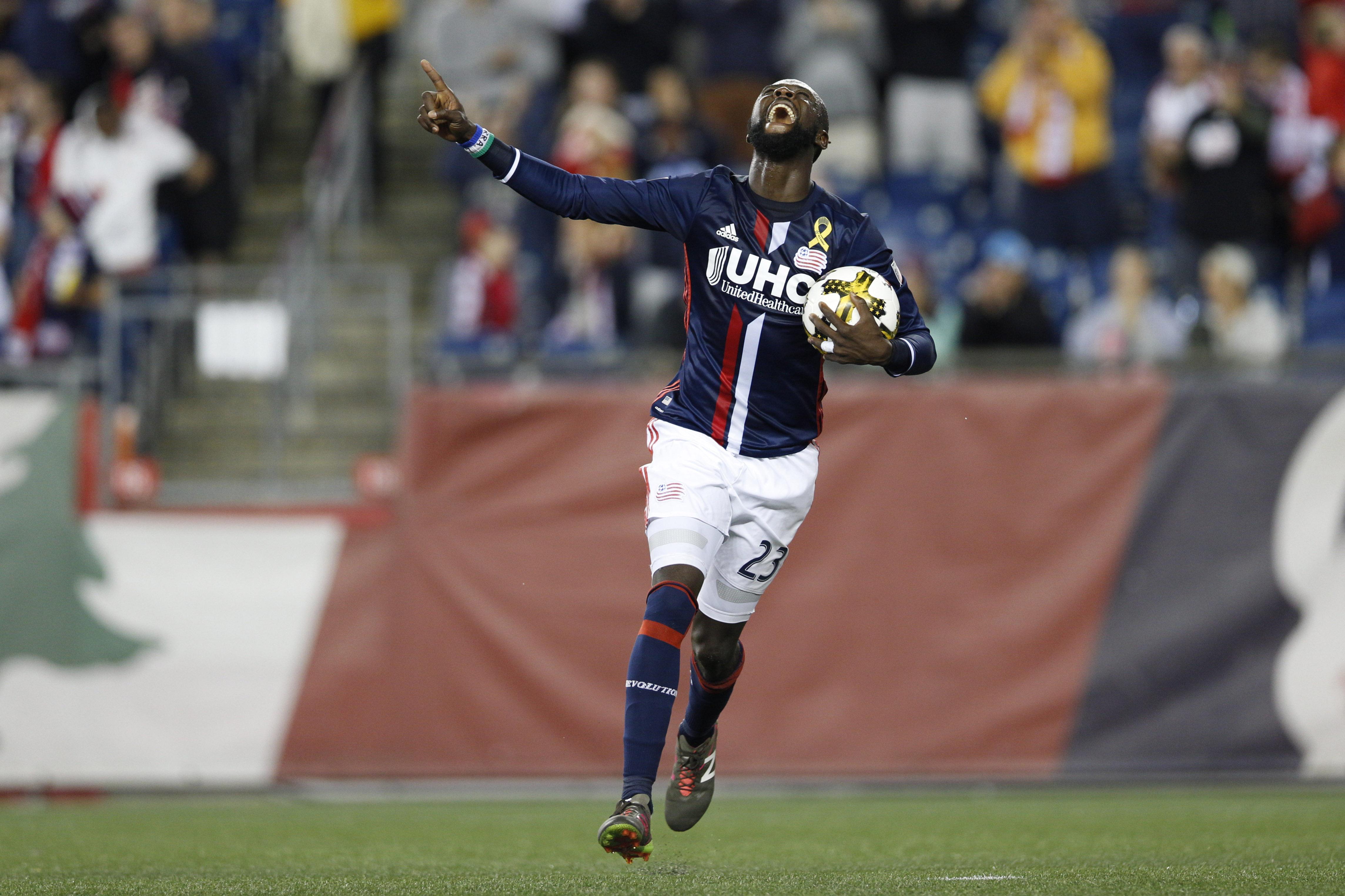 MLS: Orlando City SC at New England Revolution