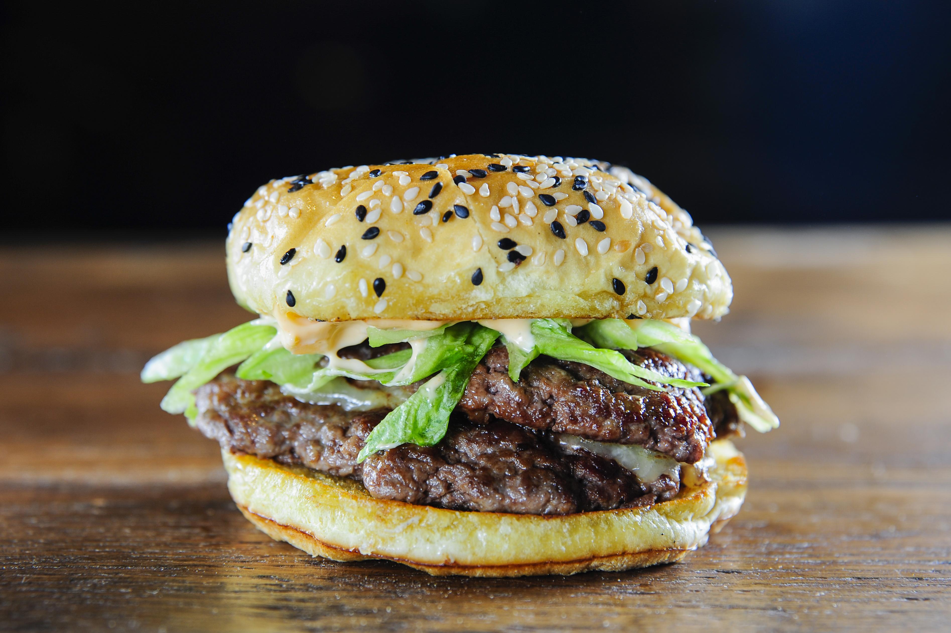 Le Big Mac at Best Burger Bar