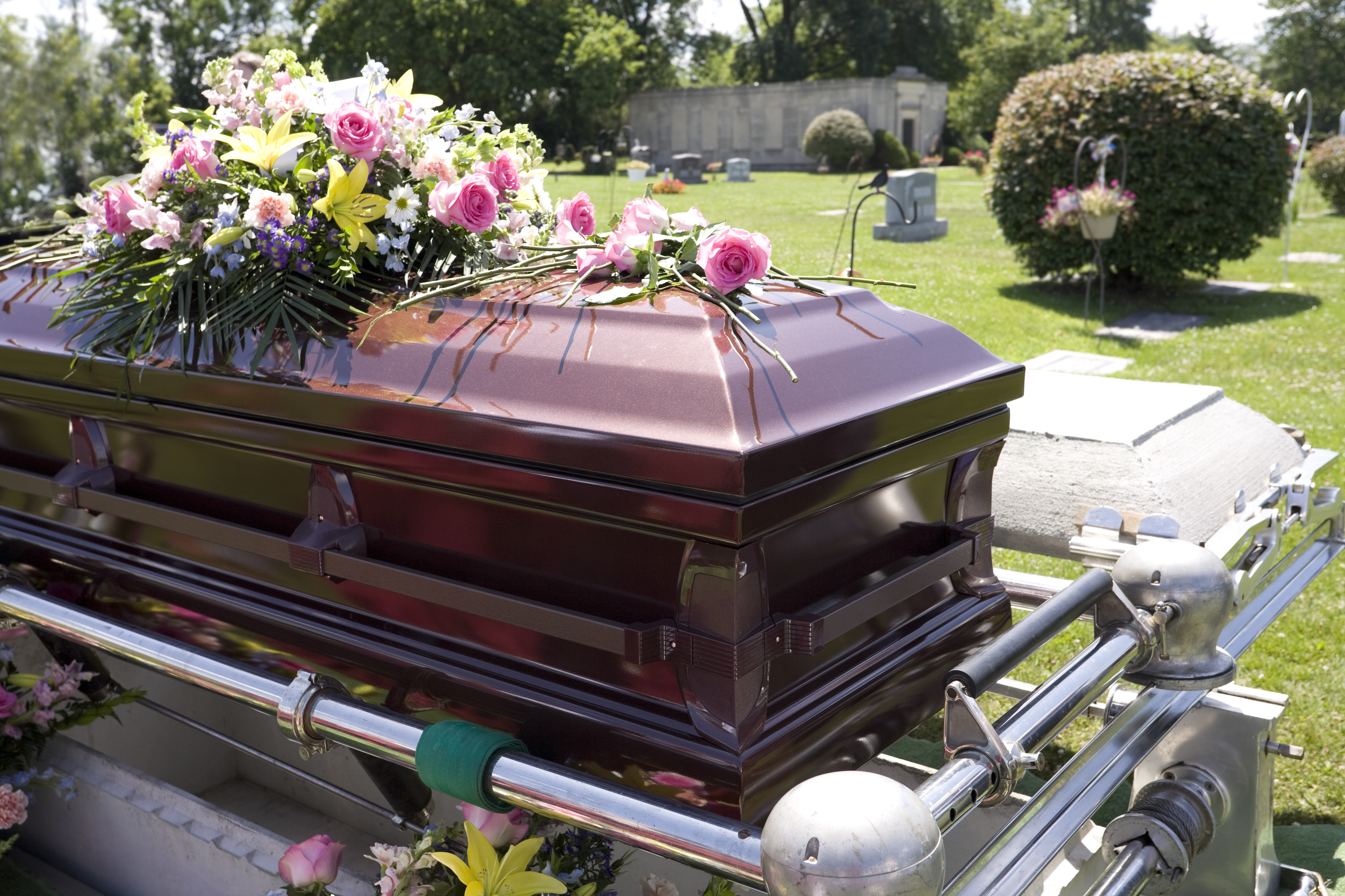 What Your Future Burial Outfit Says About You
