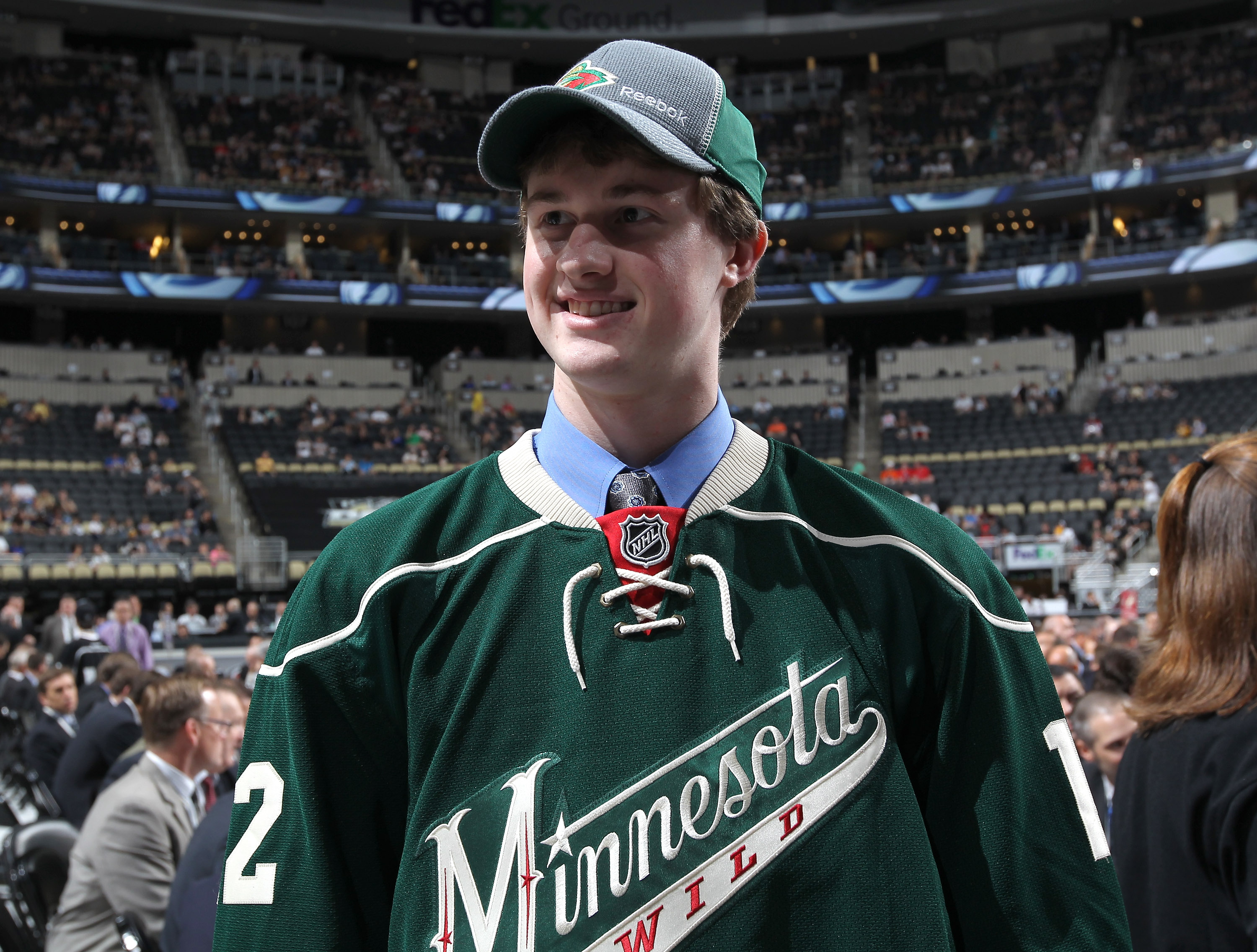 2012 NHL Entry Draft - Rounds 2-7
