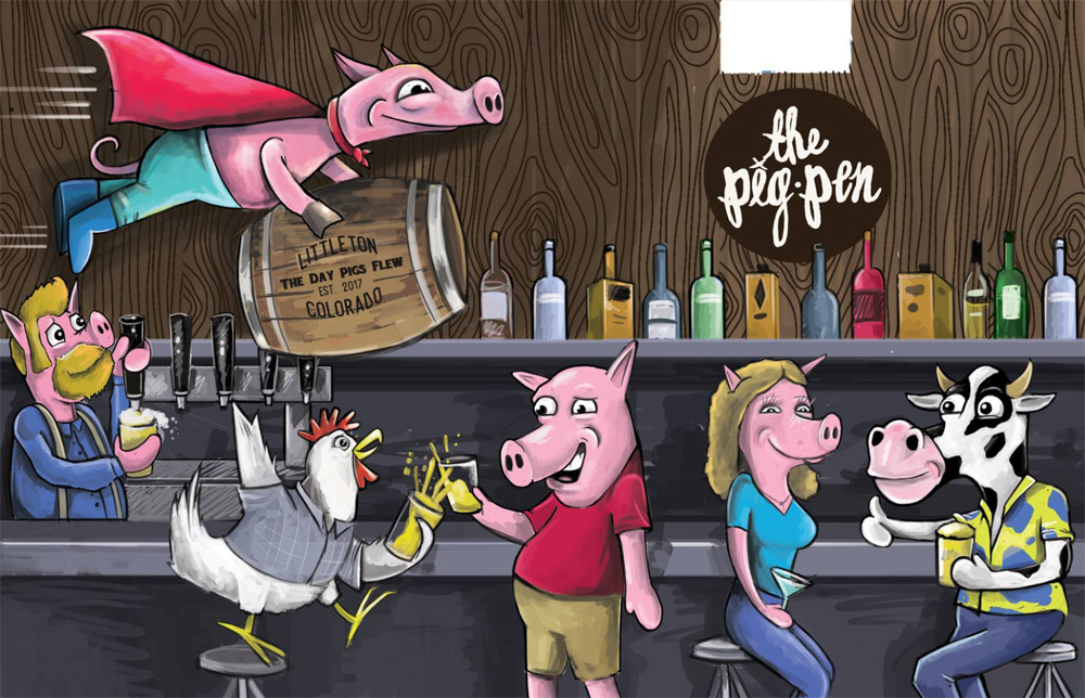 Flying Pig Bacon Co.