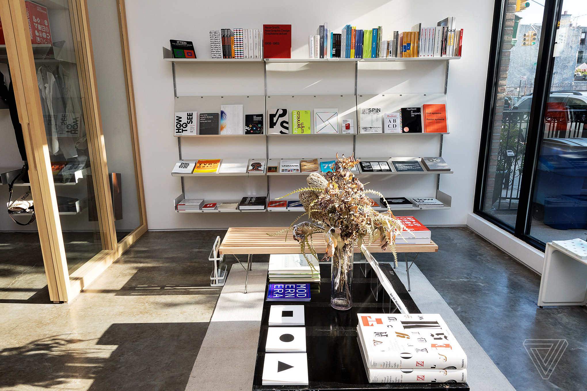 Inside Standards Manual The NYC Bookstore Dedicated To Archiving Graphic Design History