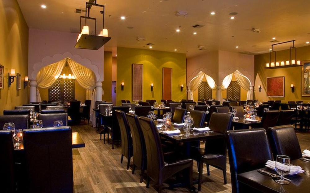 Origin India dining room