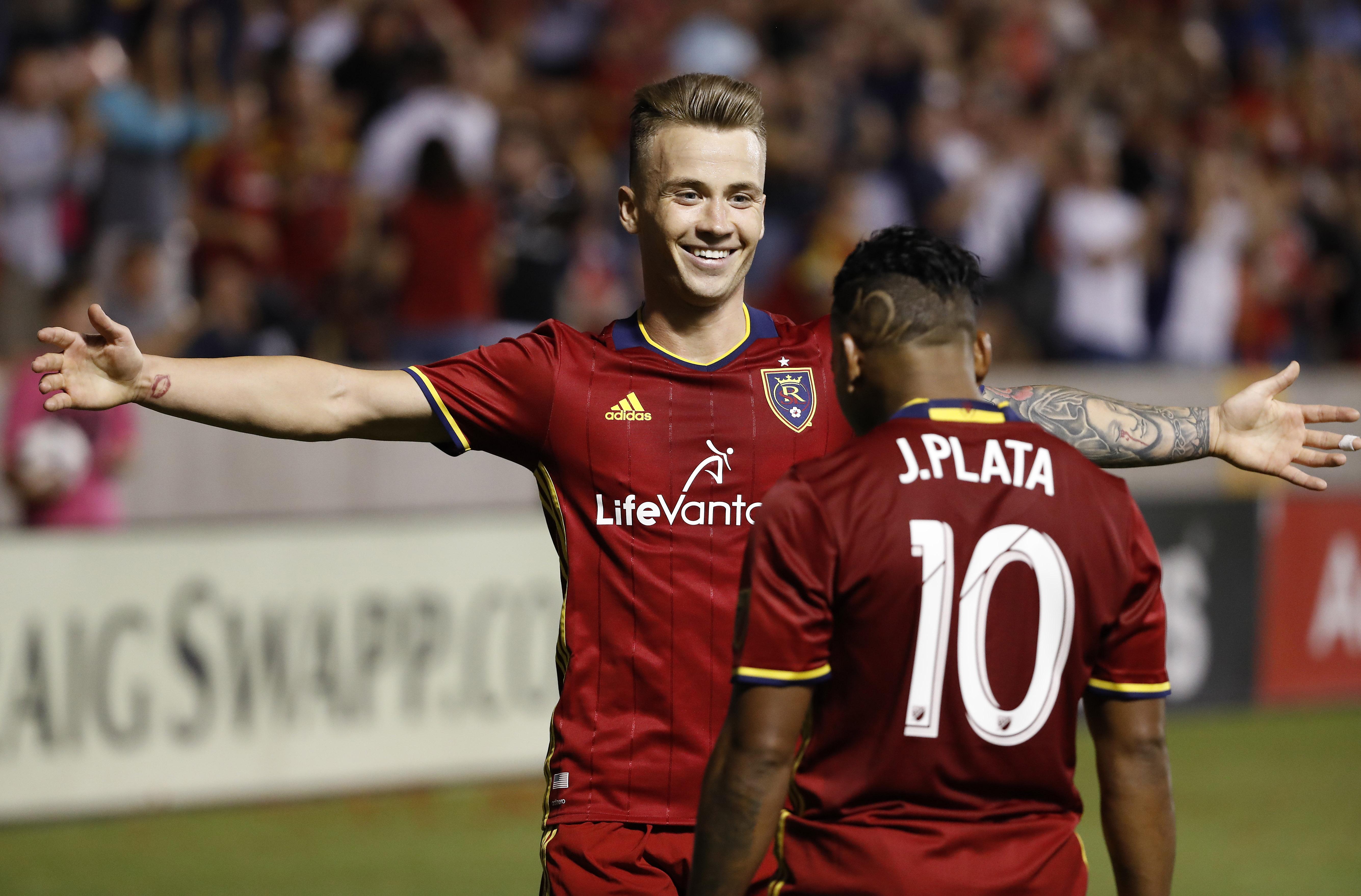 MLS: San Jose Earthquakes at Real Salt Lake