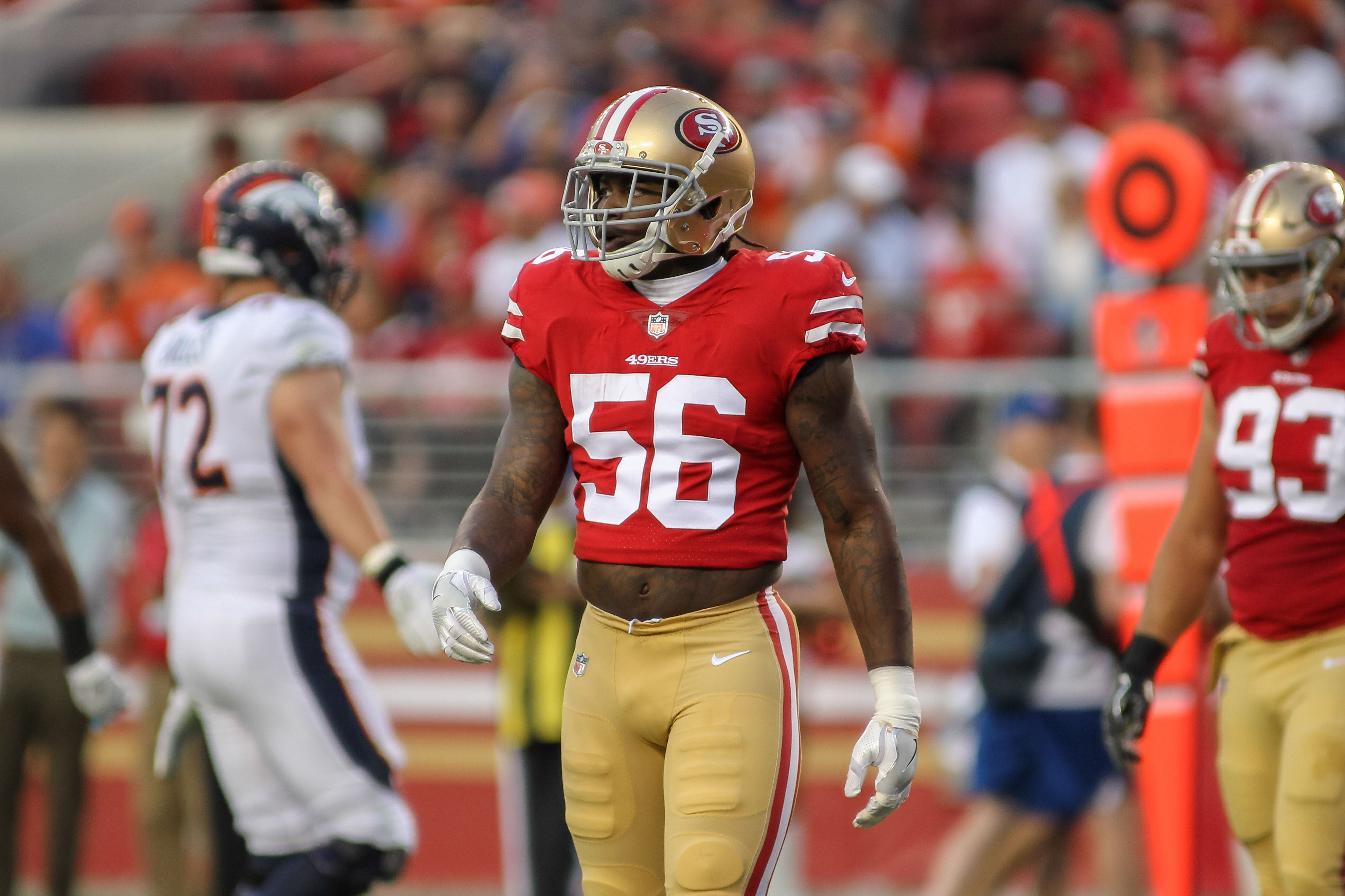 a7969dd63ab Former NFL scout ranks Reuben Foster top rookie heading into Week 1