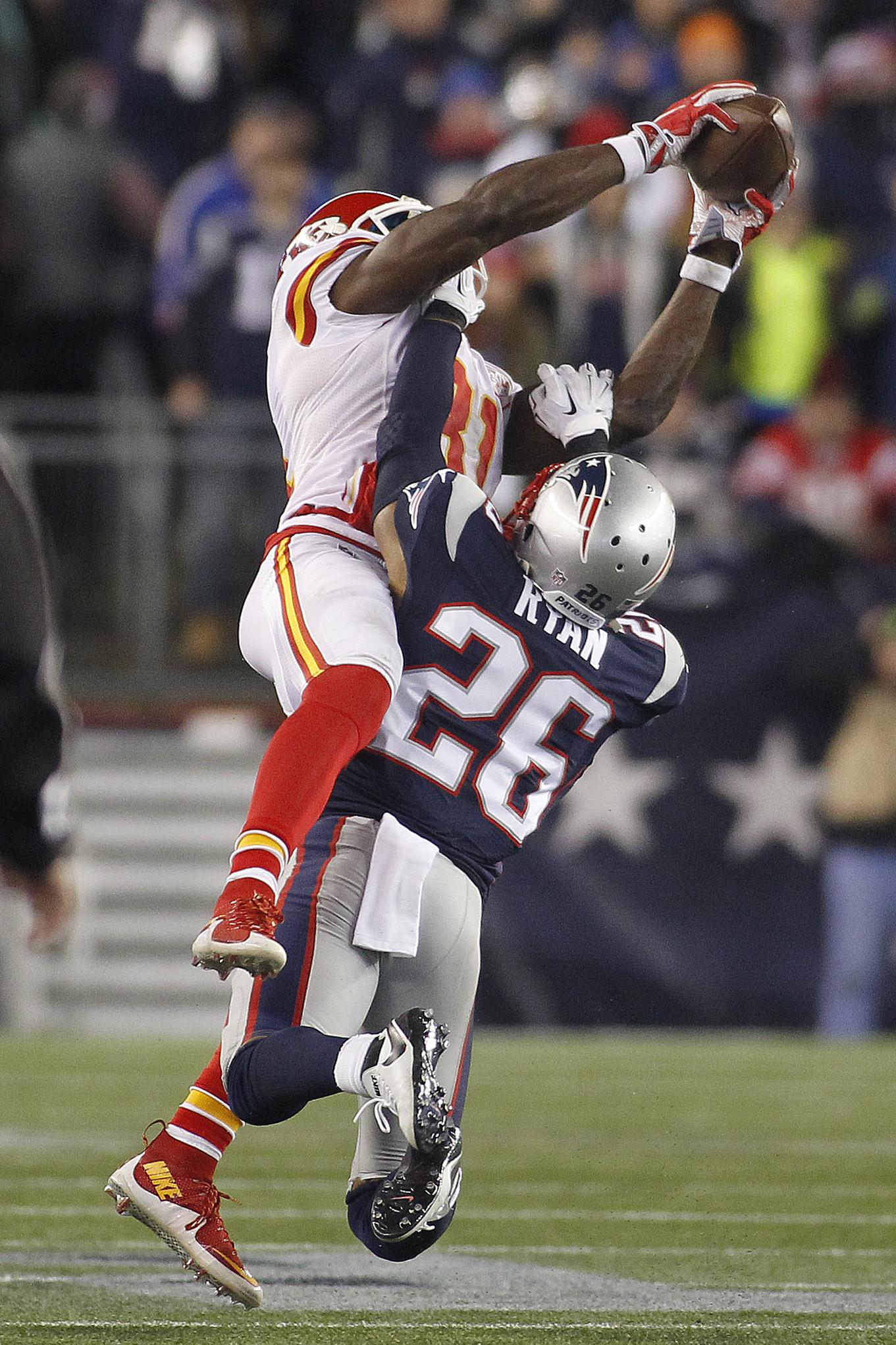 NFL: AFC Divisional-Kansas City Chiefs at New England Patriots