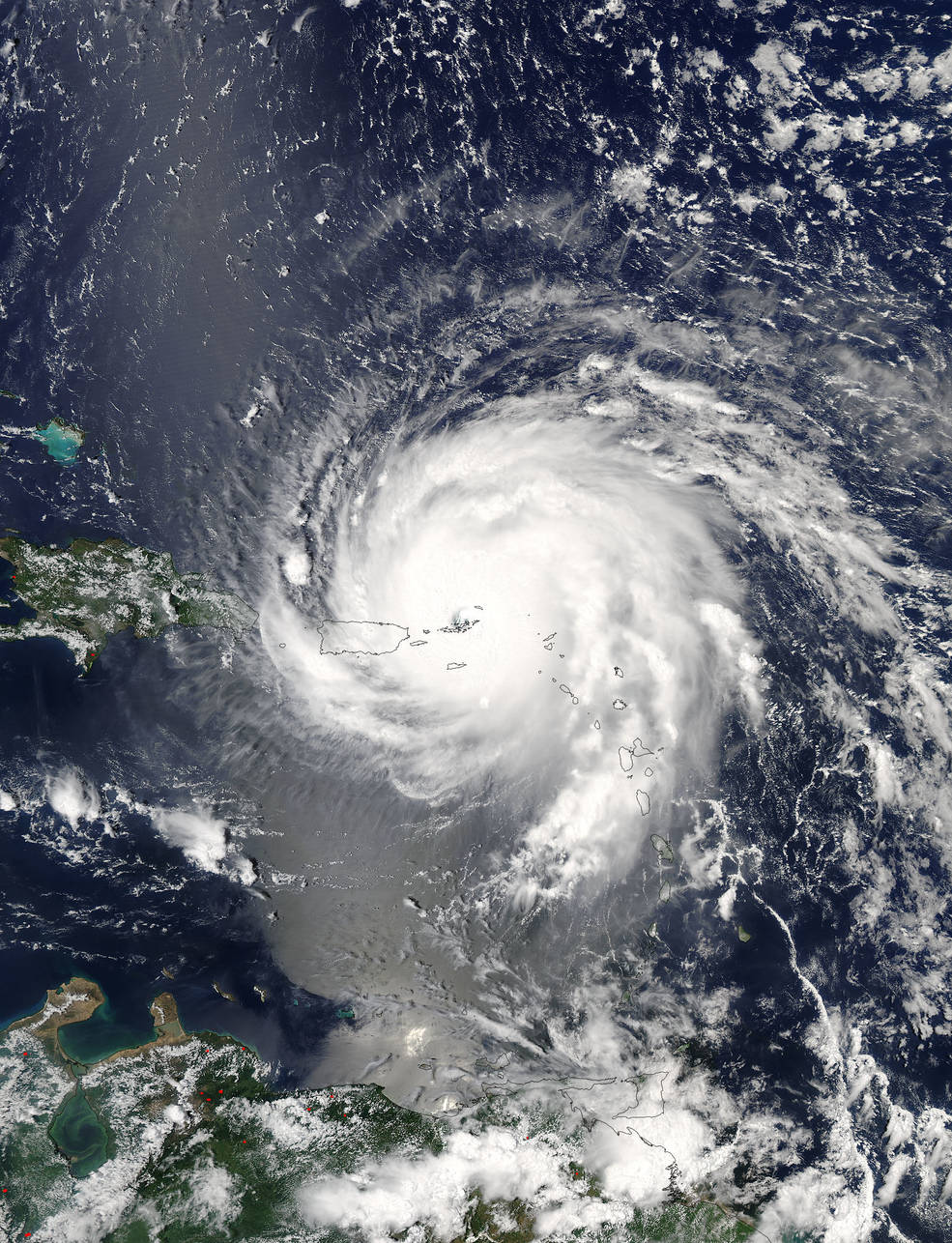 Hurricane Irma: how the storm got so big, intense, and scary
