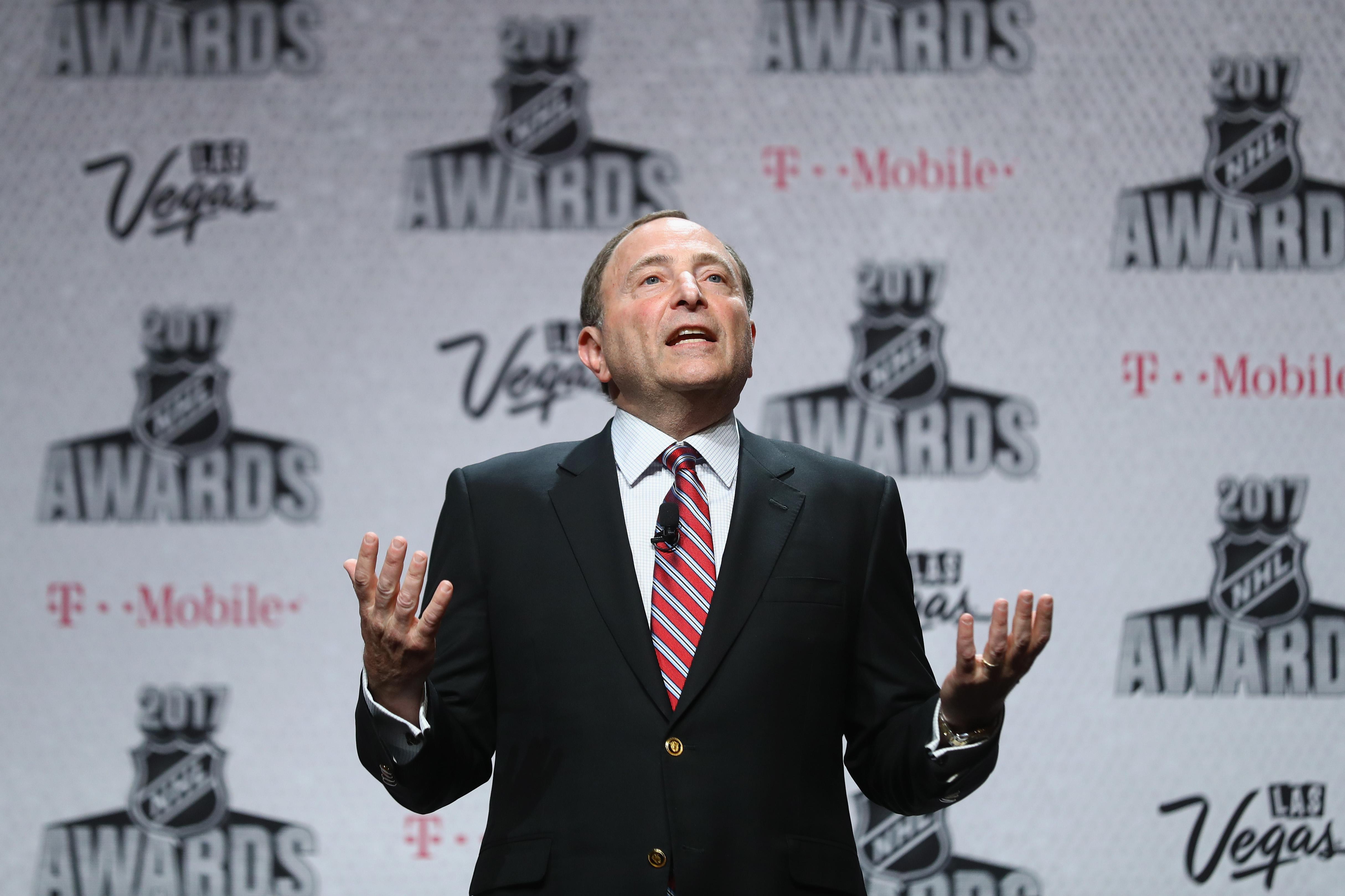 2017 NHL Humanitarian Awards