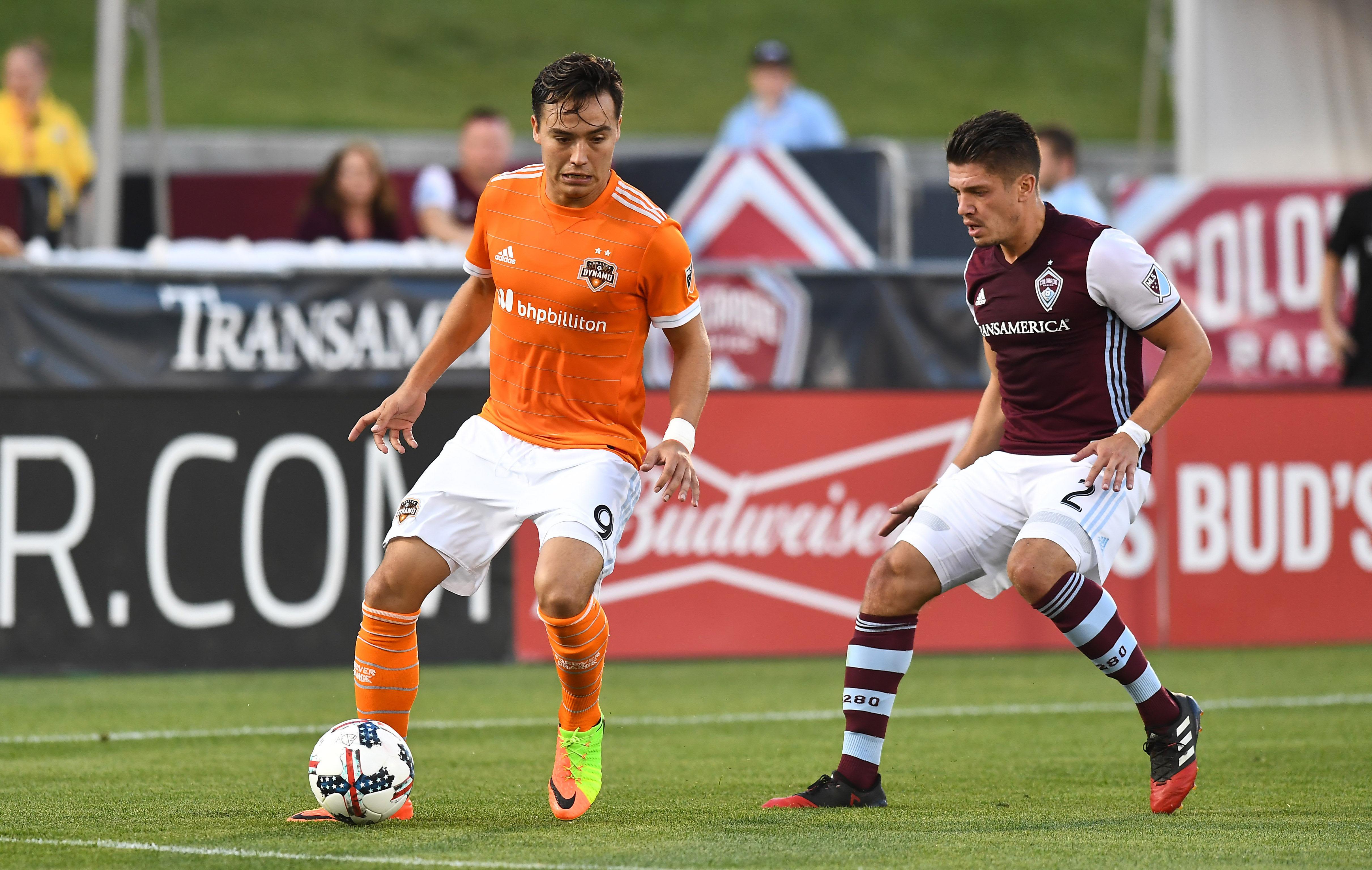 MLS: Houston Dynamo at Colorado Rapids