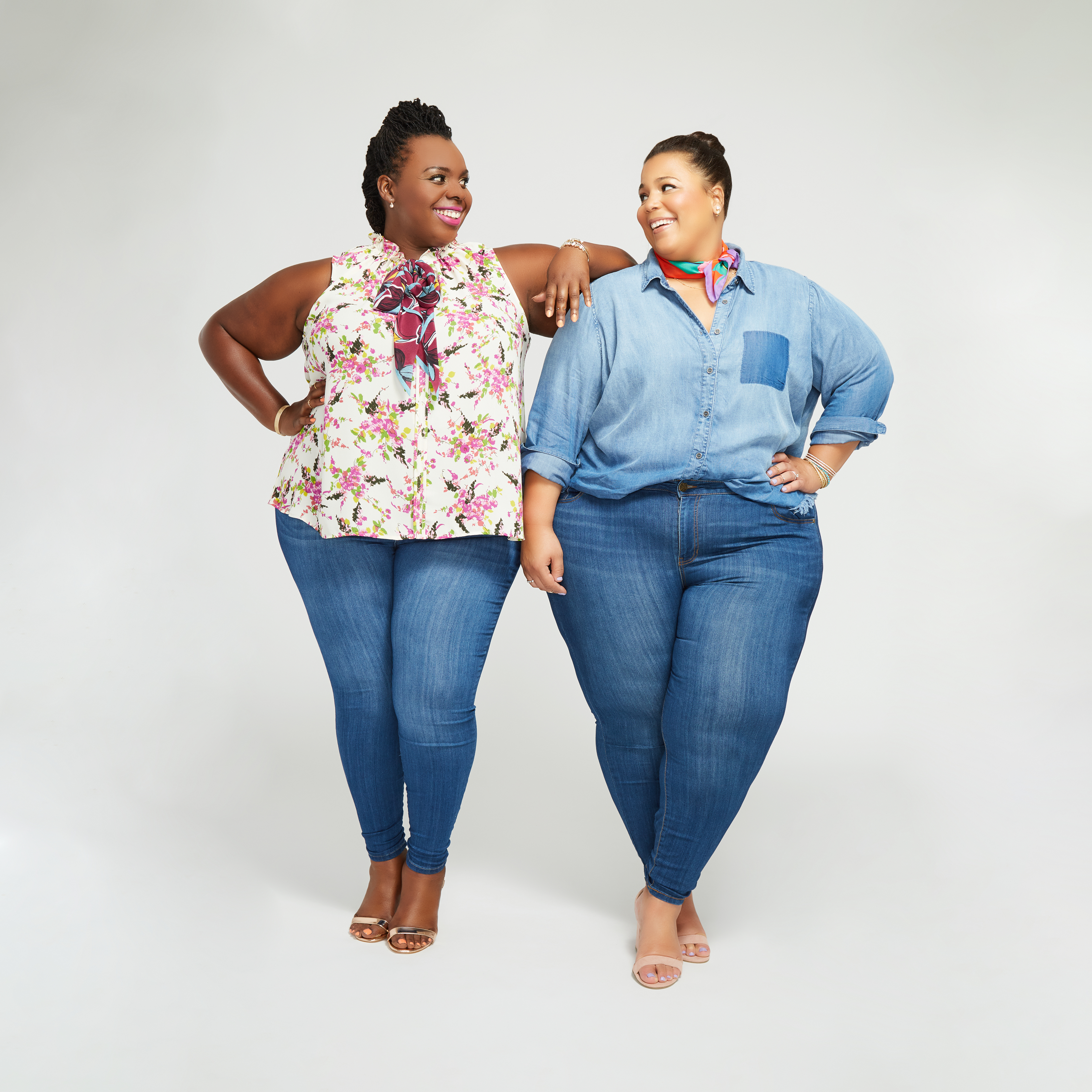 The founders of theCURVYcon