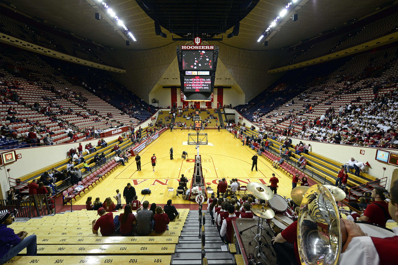 NCAA Basketball: Morehead State at Indiana