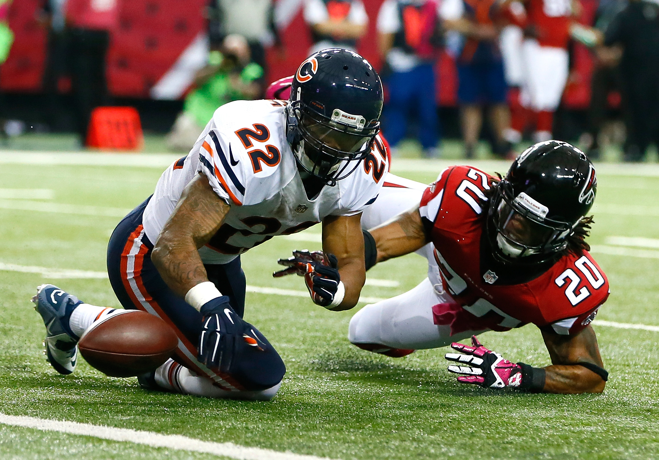 Chicago Bears v Atlanta Falcons