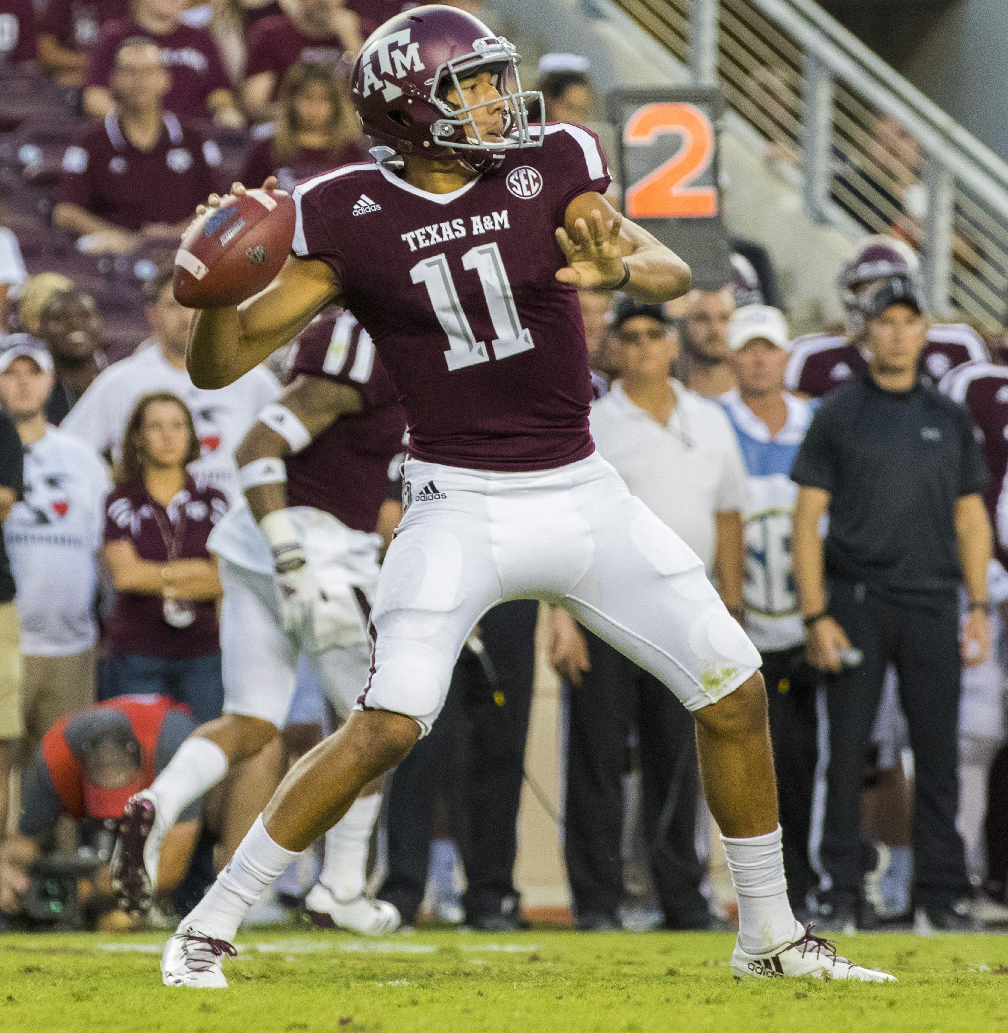 NCAA Football: Nicholls State at Texas A&M