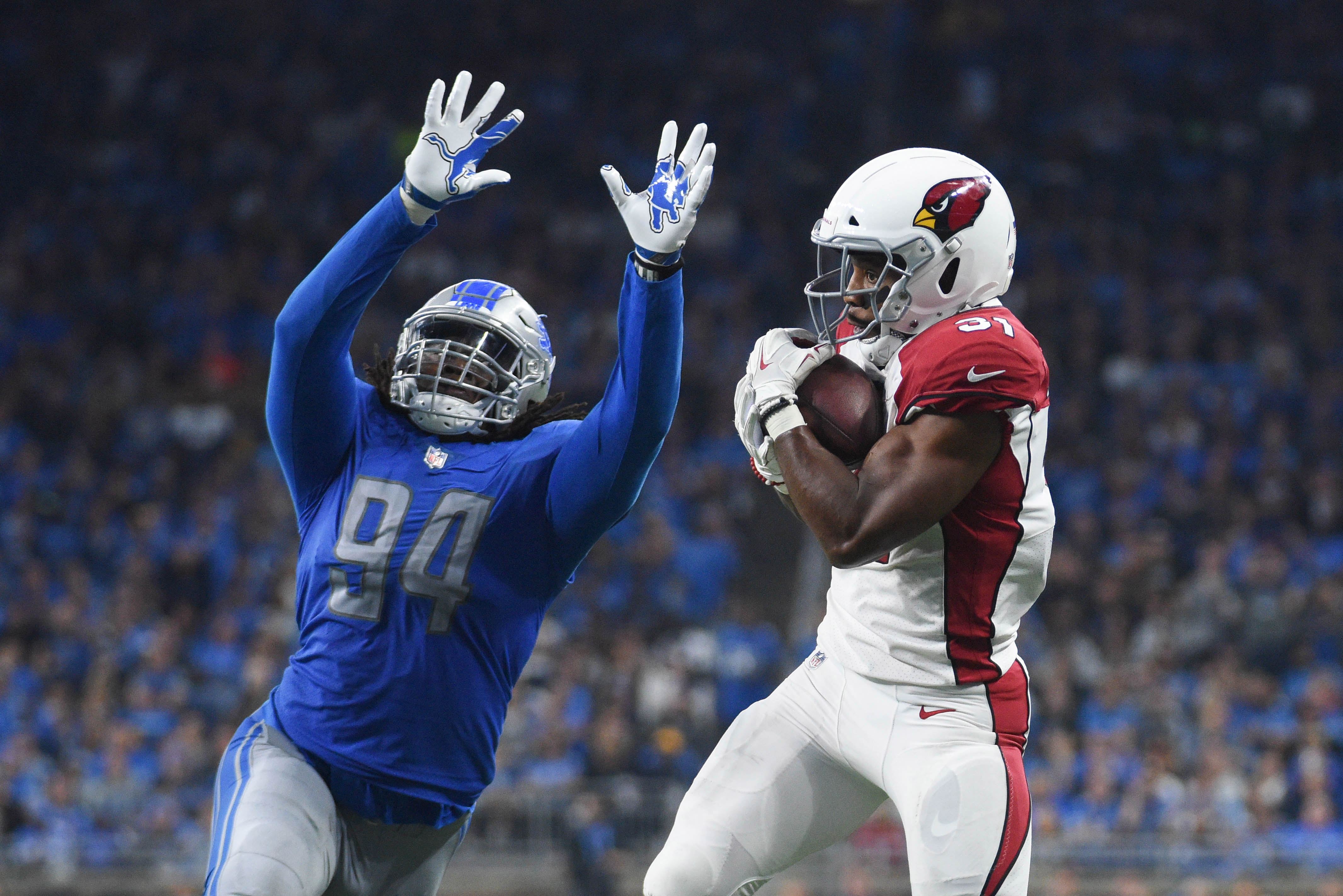 NFL: Arizona Cardinals at Detroit Lions