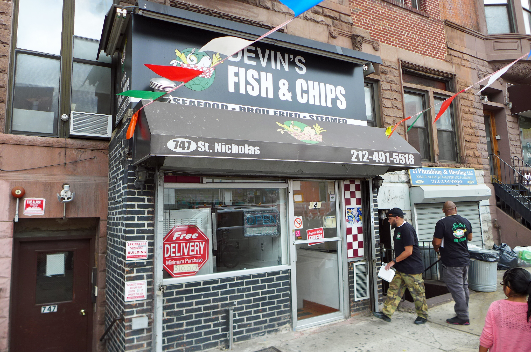 After Three Years, a Neighborhood Favorite Reopens in Harlem