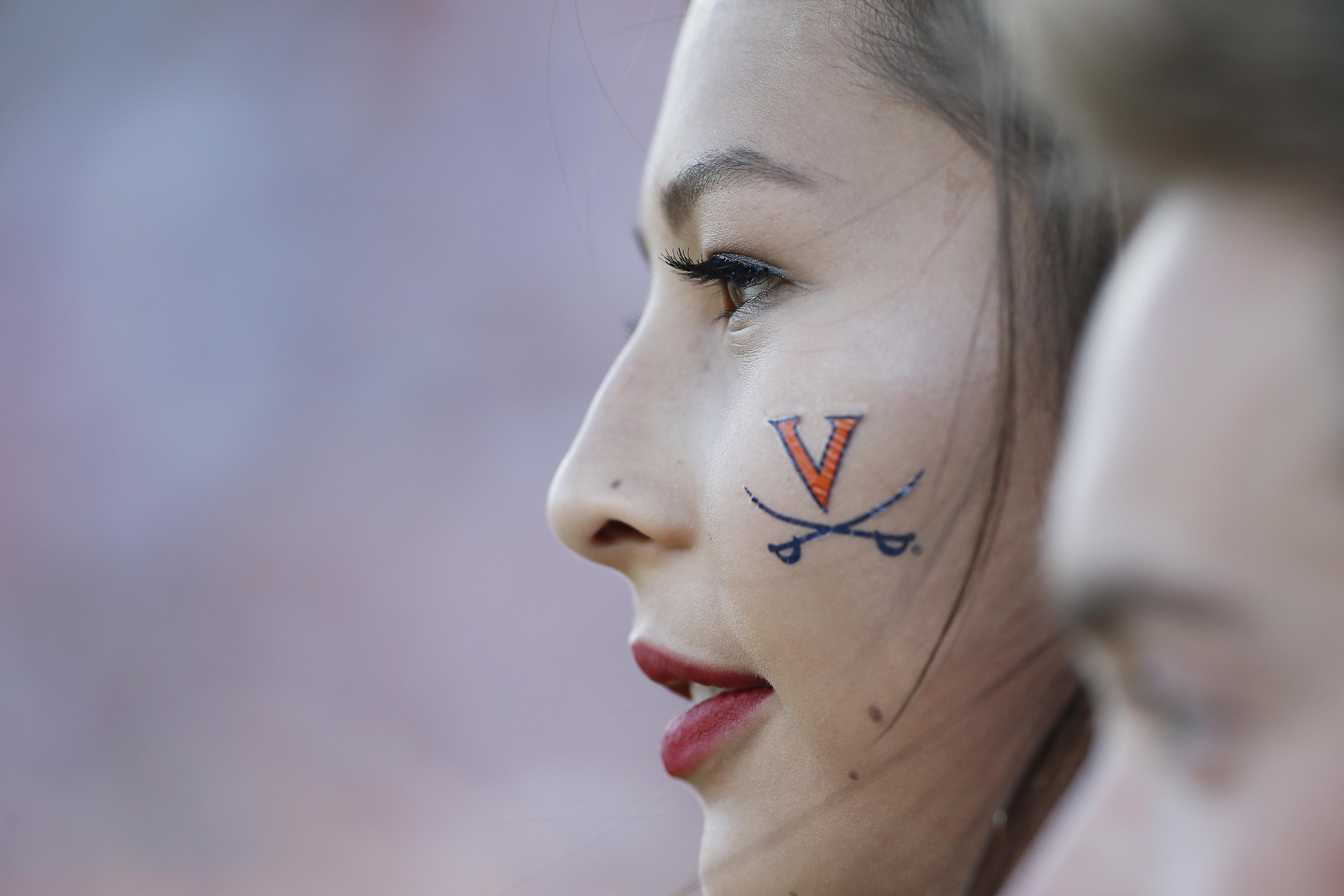 NCAA Football: Indiana at Virginia