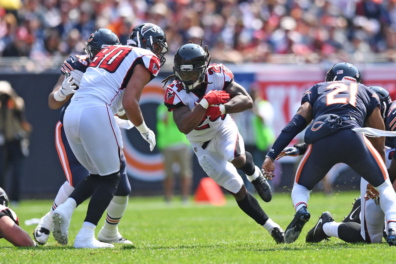 NFL: Atlanta Falcons at Chicago Bears