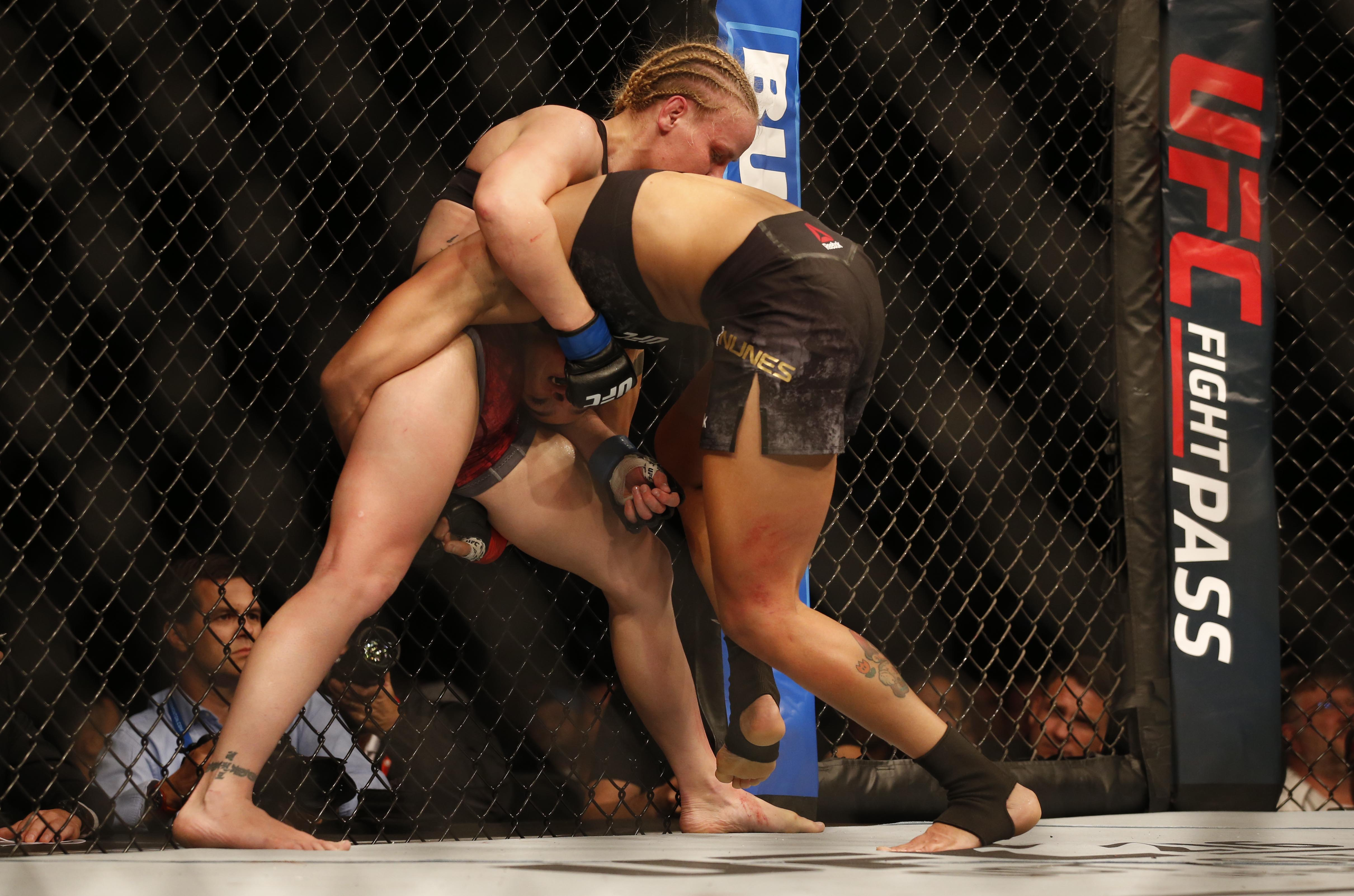 MMA: UFC 215-Nunes vs Shevchenko