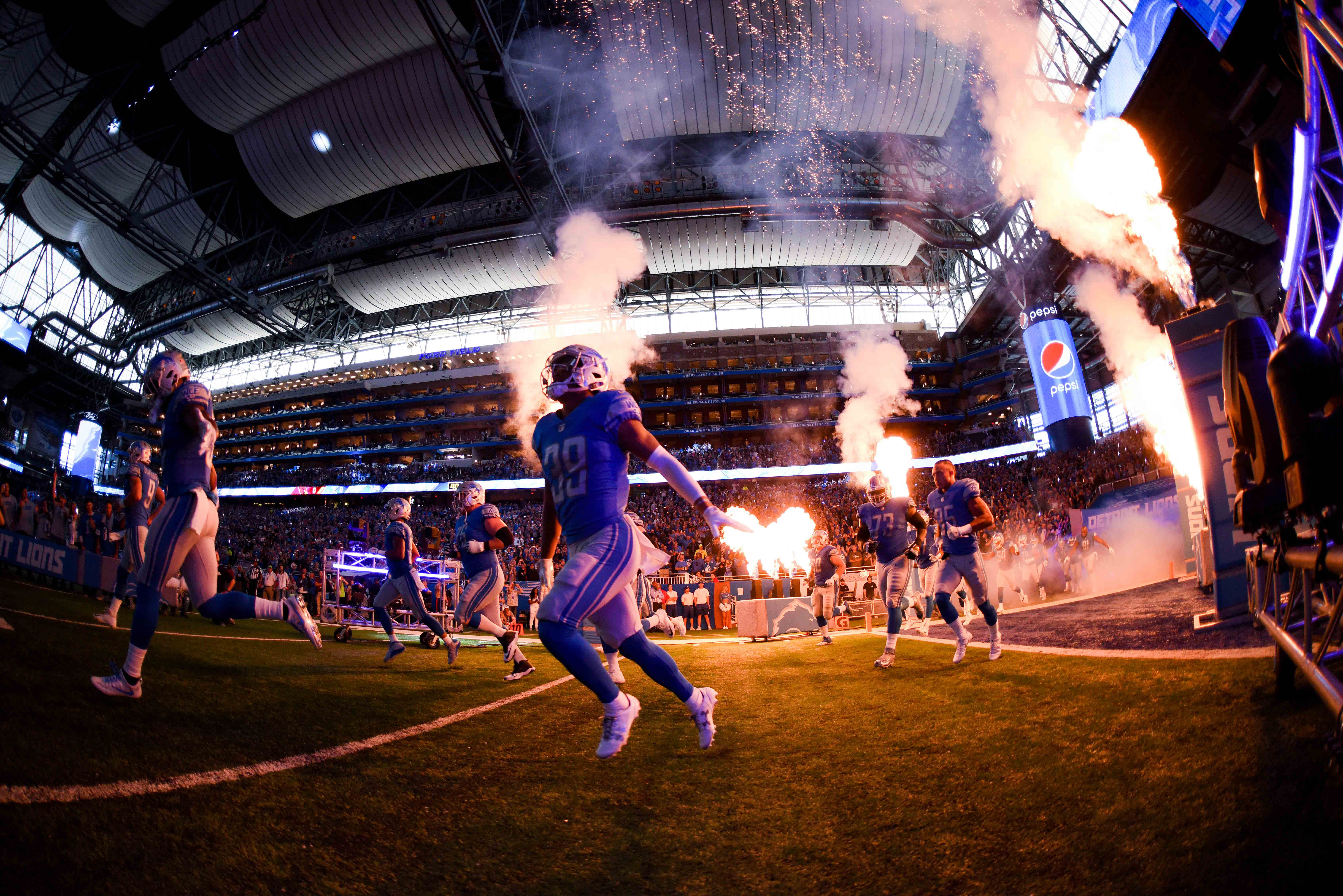"""Detroit Lions Week 1 Song of the Game: """"Hocus Pocus"""" by Focus"""