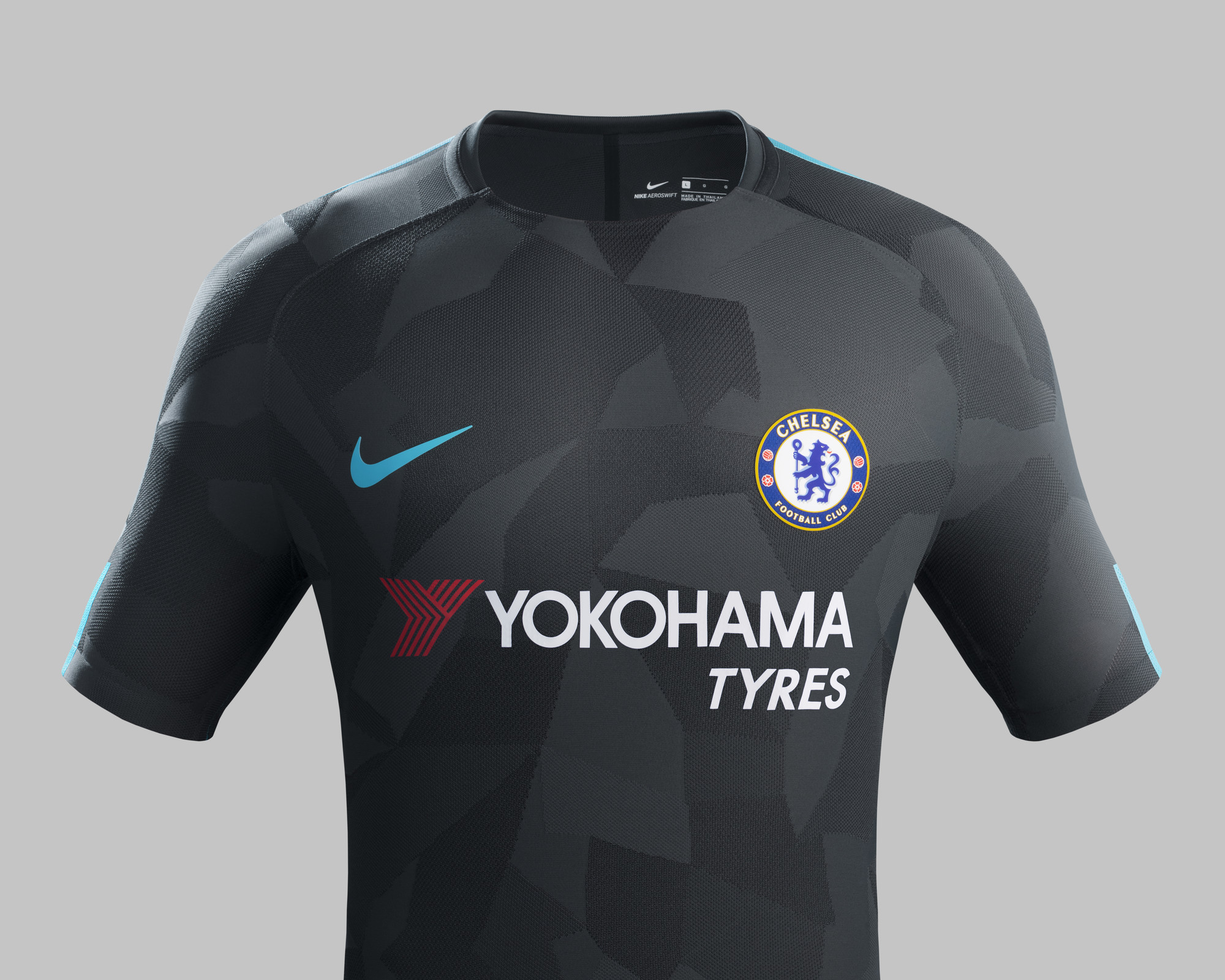 New Nike Chelsea 2017-18 third kit officially unveiled eeb847885