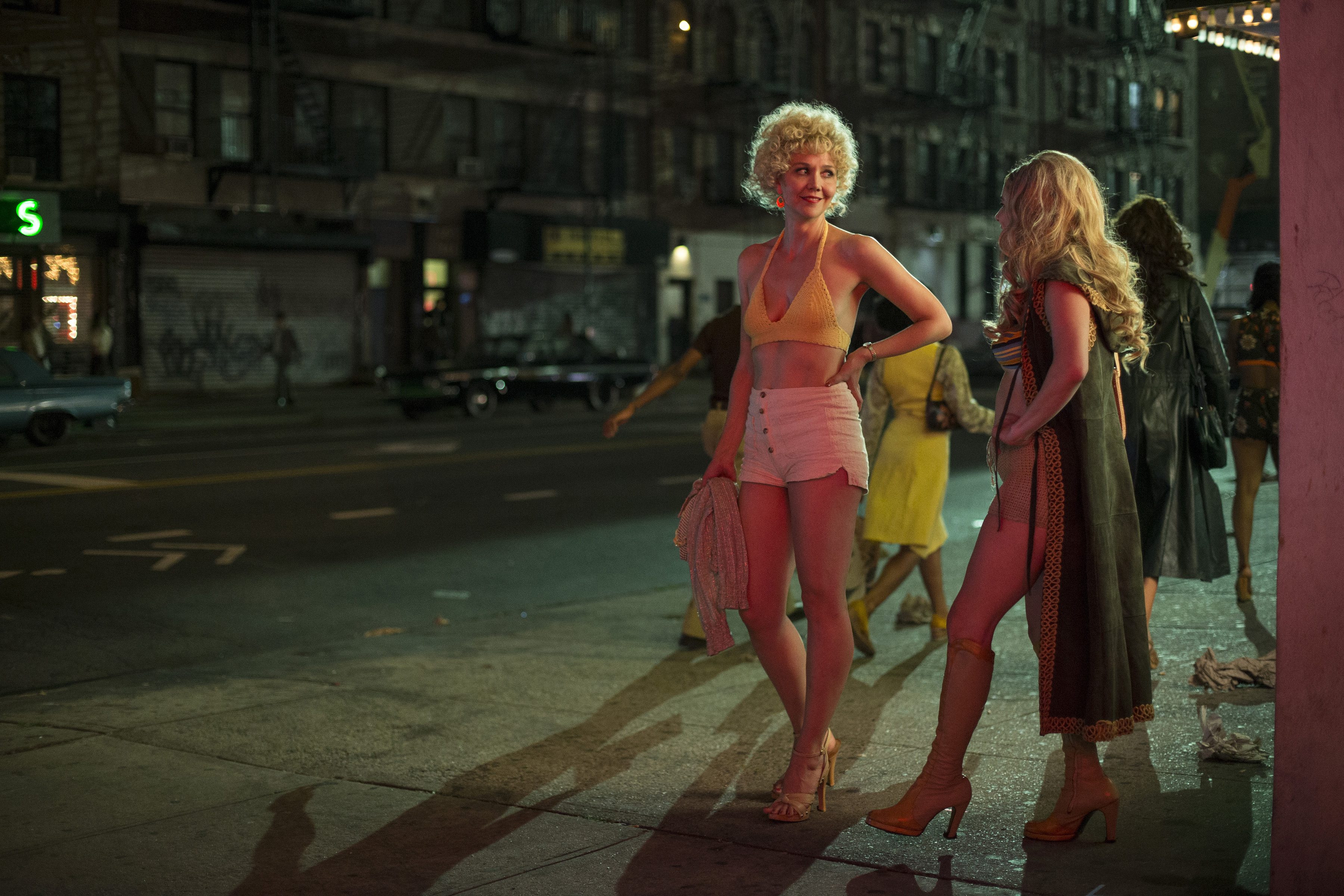 Mapping the NYC filming locations for HBO's '70s porn drama 'The Deuce'