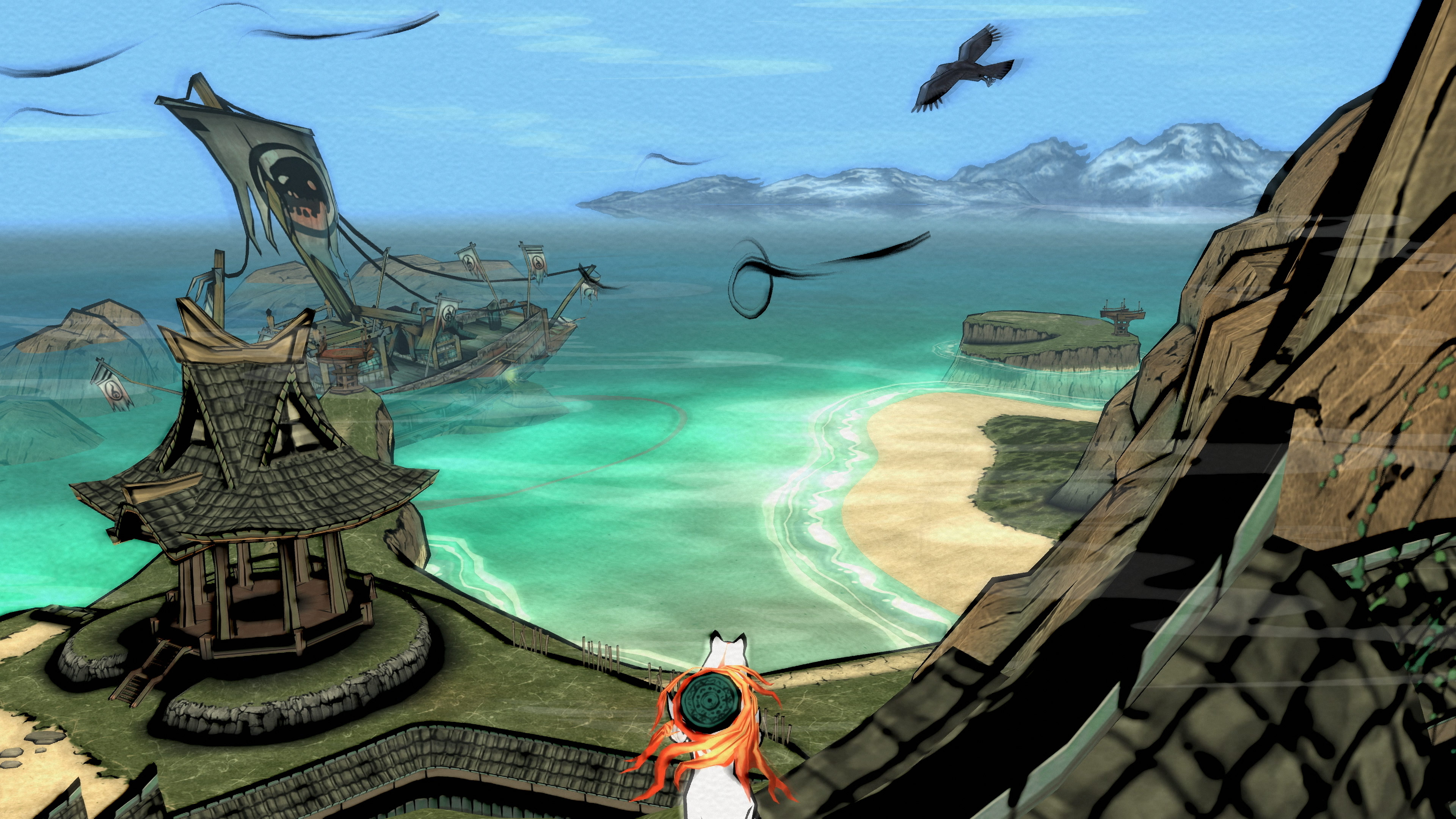 Okami HD would be perfect for Switch