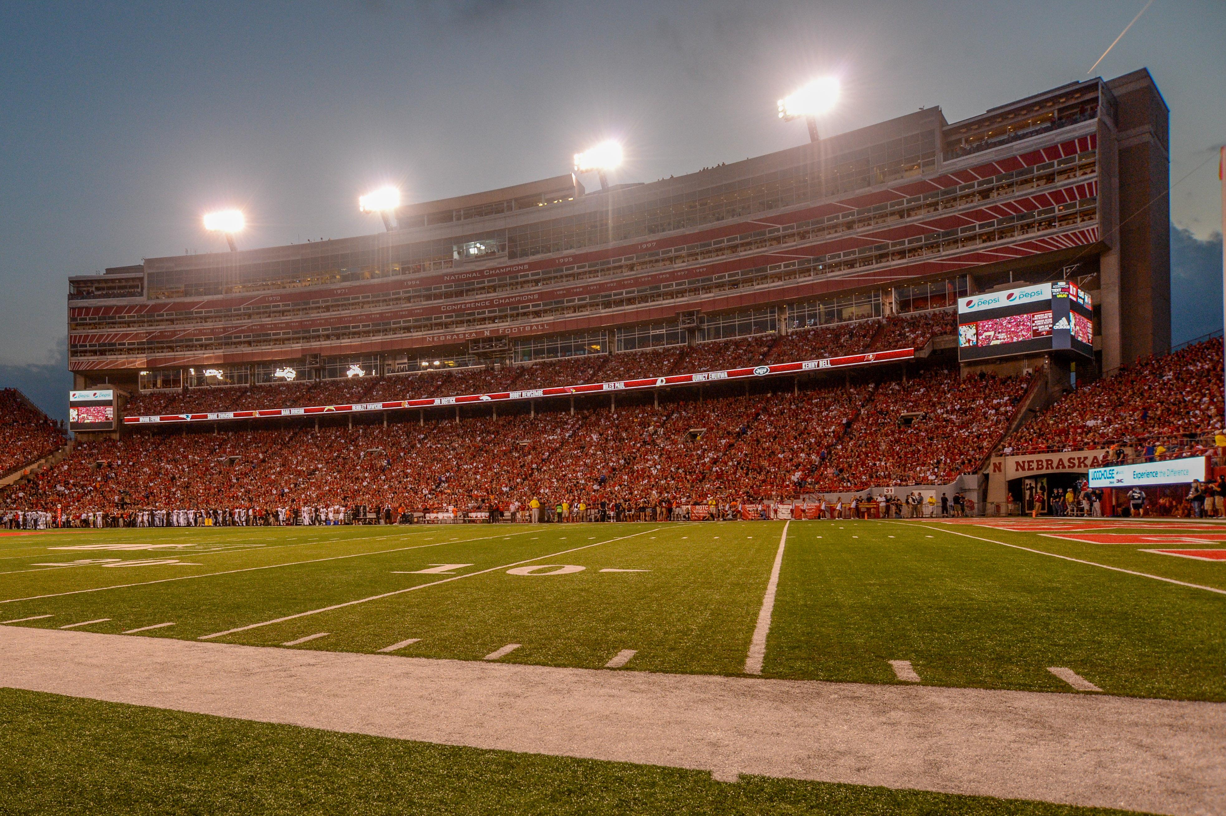 Nebraska Cornhuskers Football Schedule 2020 Nebraska Football: 2020 & 2021 Big Ten Conference Schedule