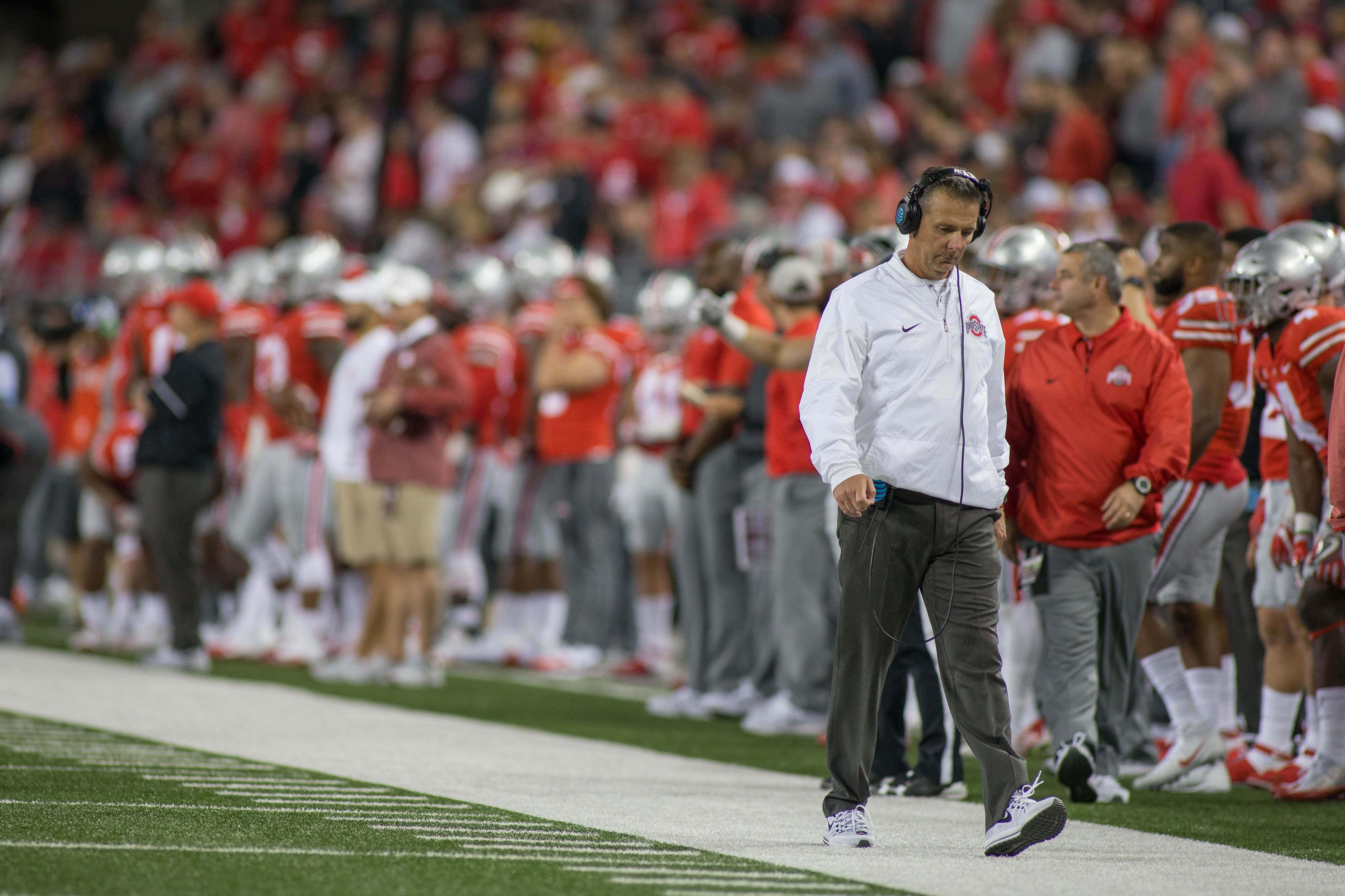 NCAA Football: Oklahoma at Ohio State