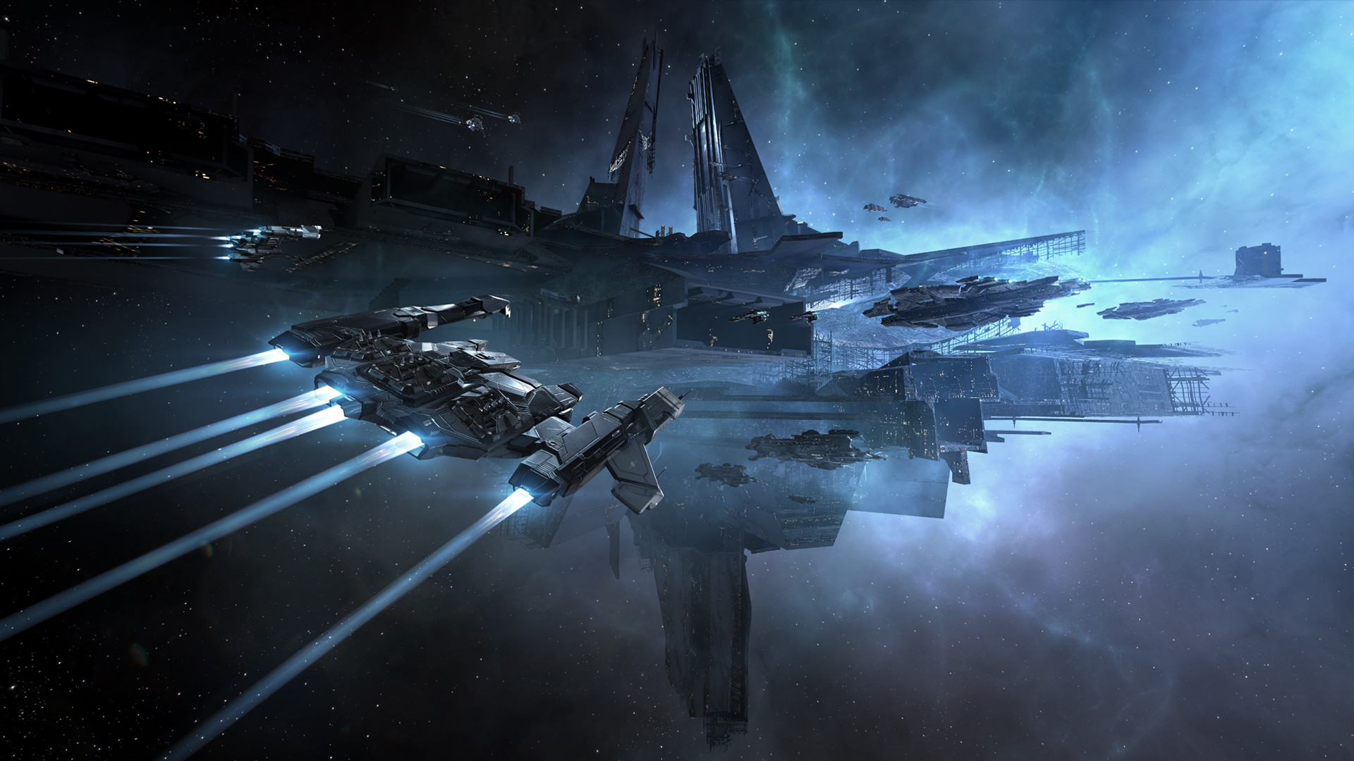Eve Online alliance crumbles thanks to coup, online tumult bleeds into real-world threats