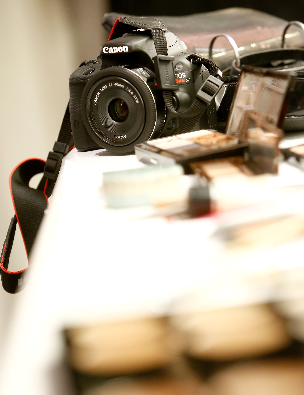 Canon's The Big Moment With Georgina Chapman