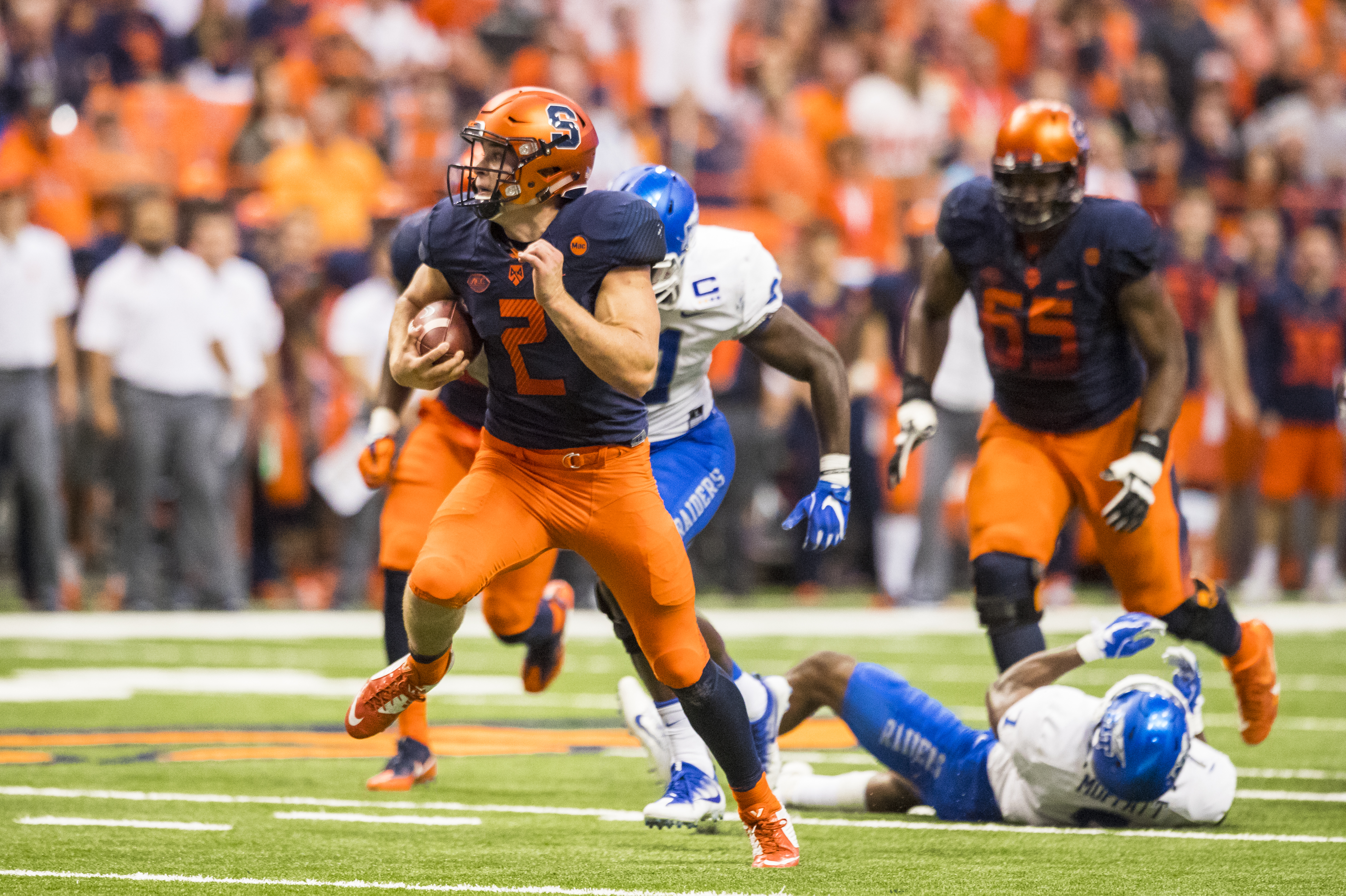 Middle Tennessee v Syracuse