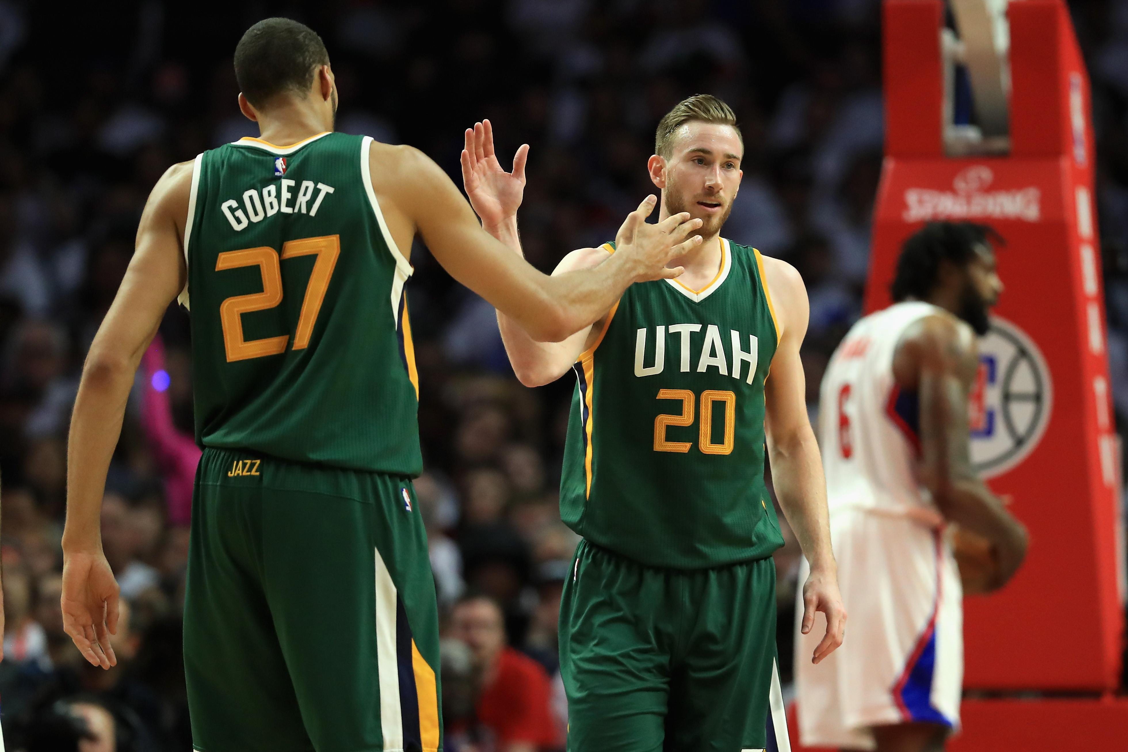 Utah Jazz v Los Angeles Clippers - Game Five