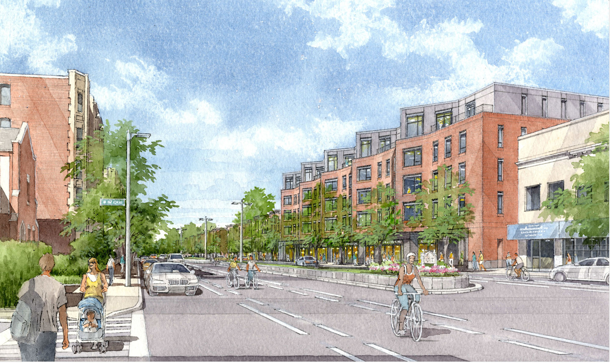 Allston boston curbed boston construction starts on bostons latest workforce housing complex malvernweather Image collections