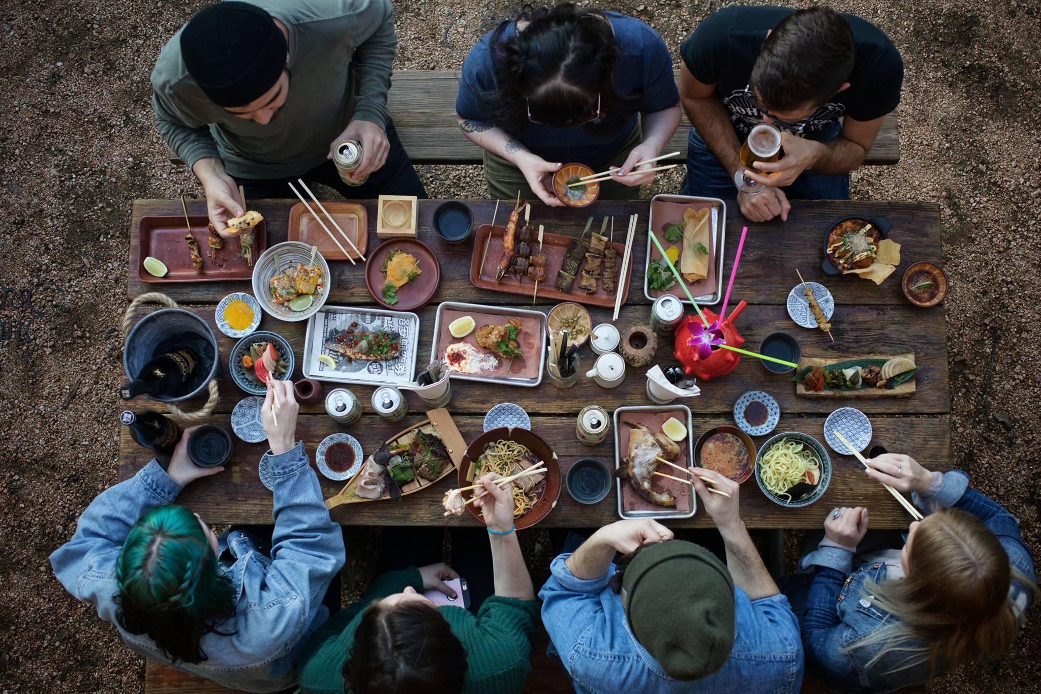 15 Austin Restaurants Perfect for Big Groups