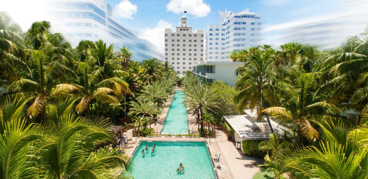 Miami Beach Residents Without Can Stay At These Hotels For 99 Or Less Including Dream South And The National Hotel