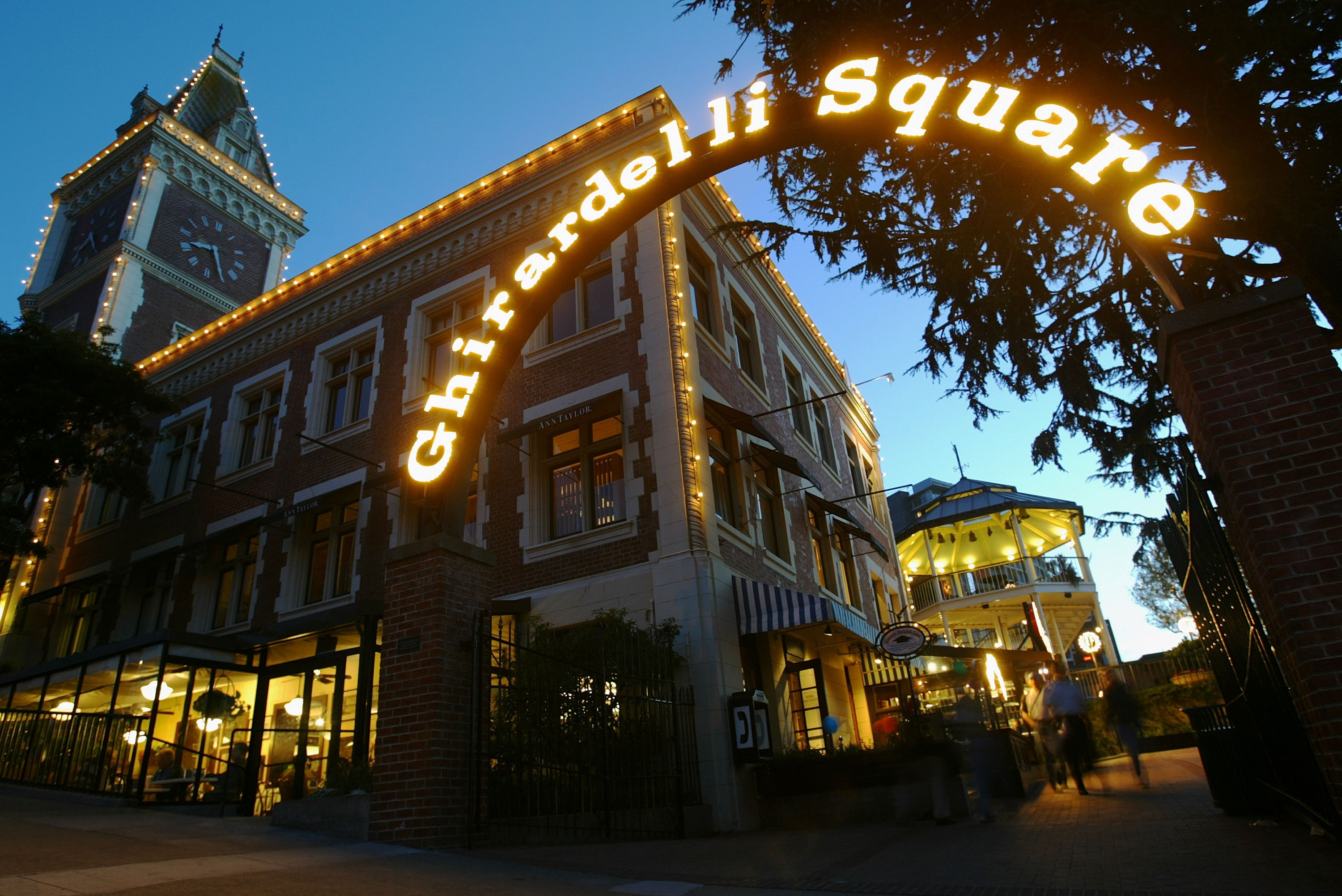 Ghirardelli Square In San Francisco Up For Sale