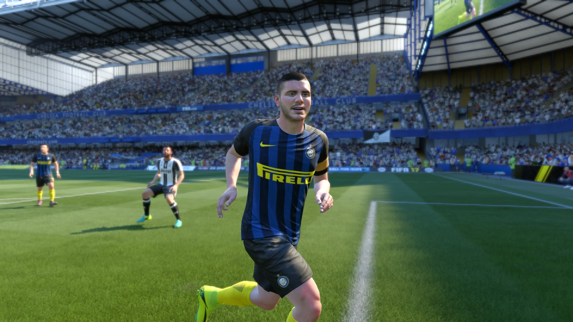 Fifa 18 Ps4 From Serpents Of Madonnina