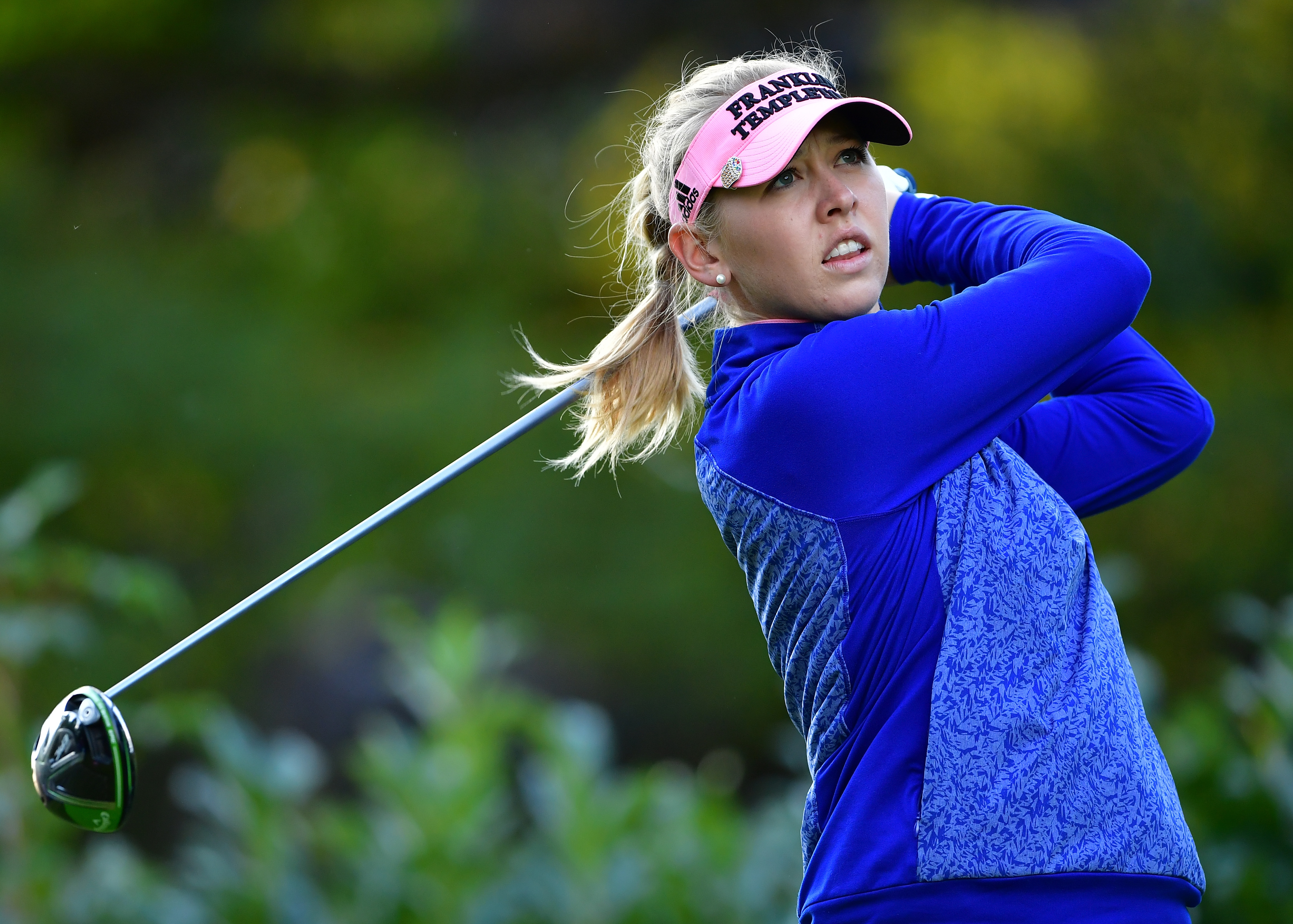 Evian Championship 2017 - Day One