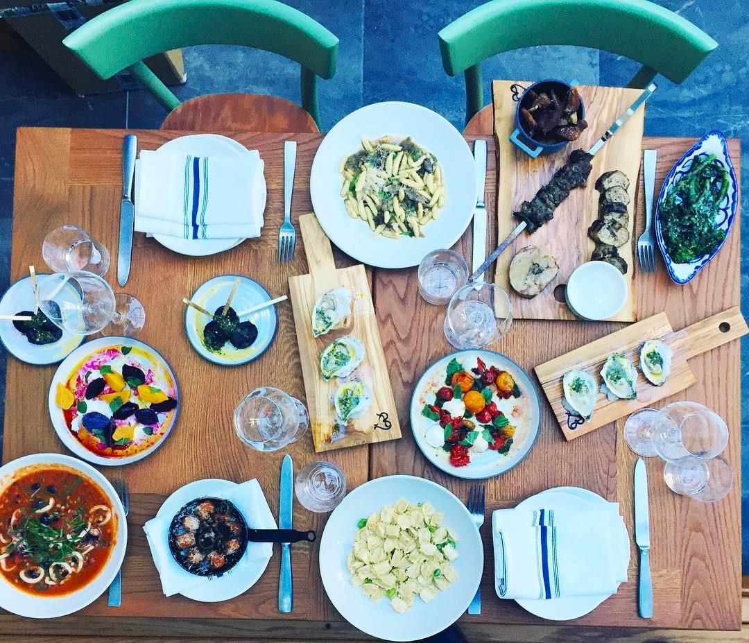 Food at Terra