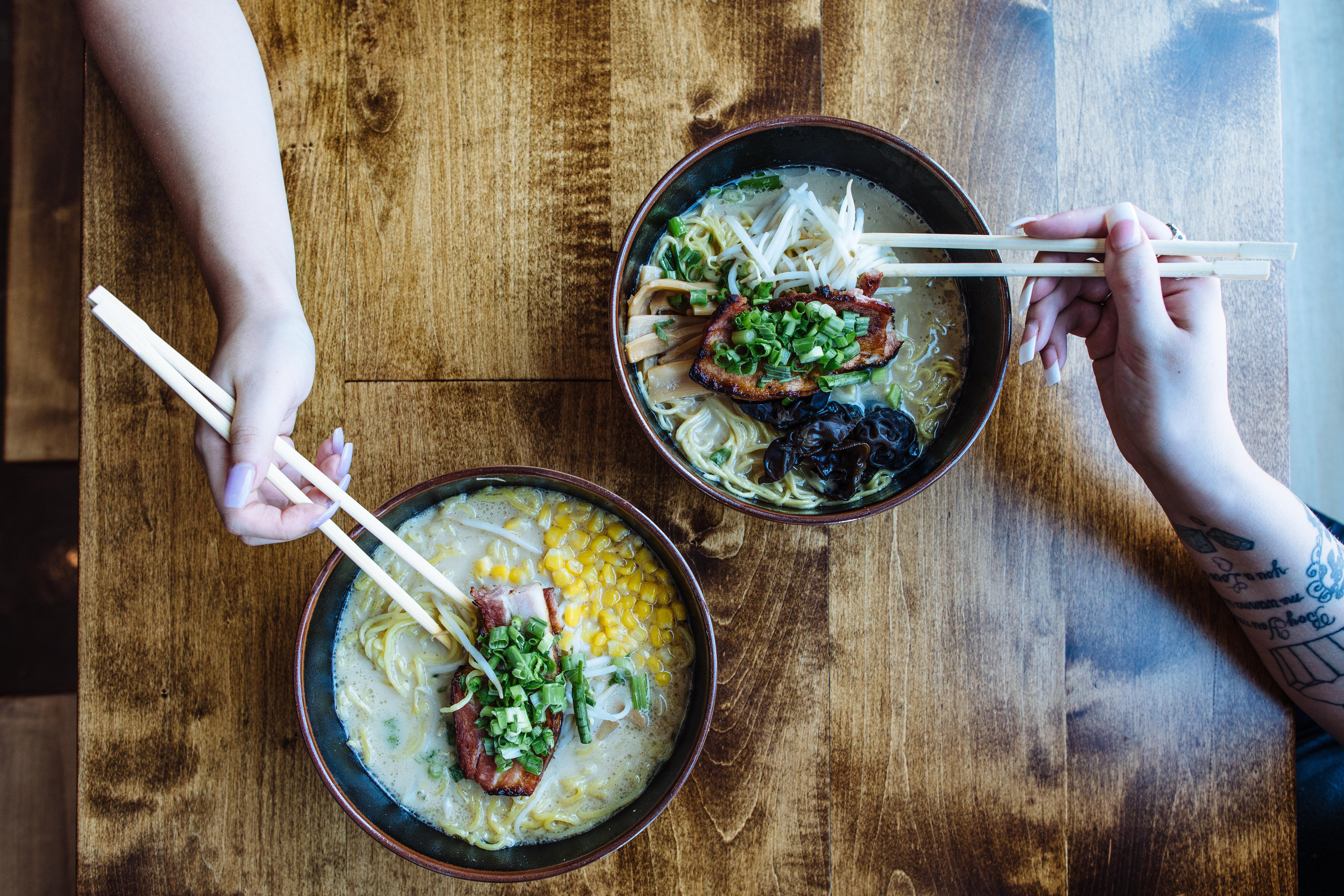 Step Inside Oni Ramen, Now Slinging Late-Night Noodles In Deep Ellum