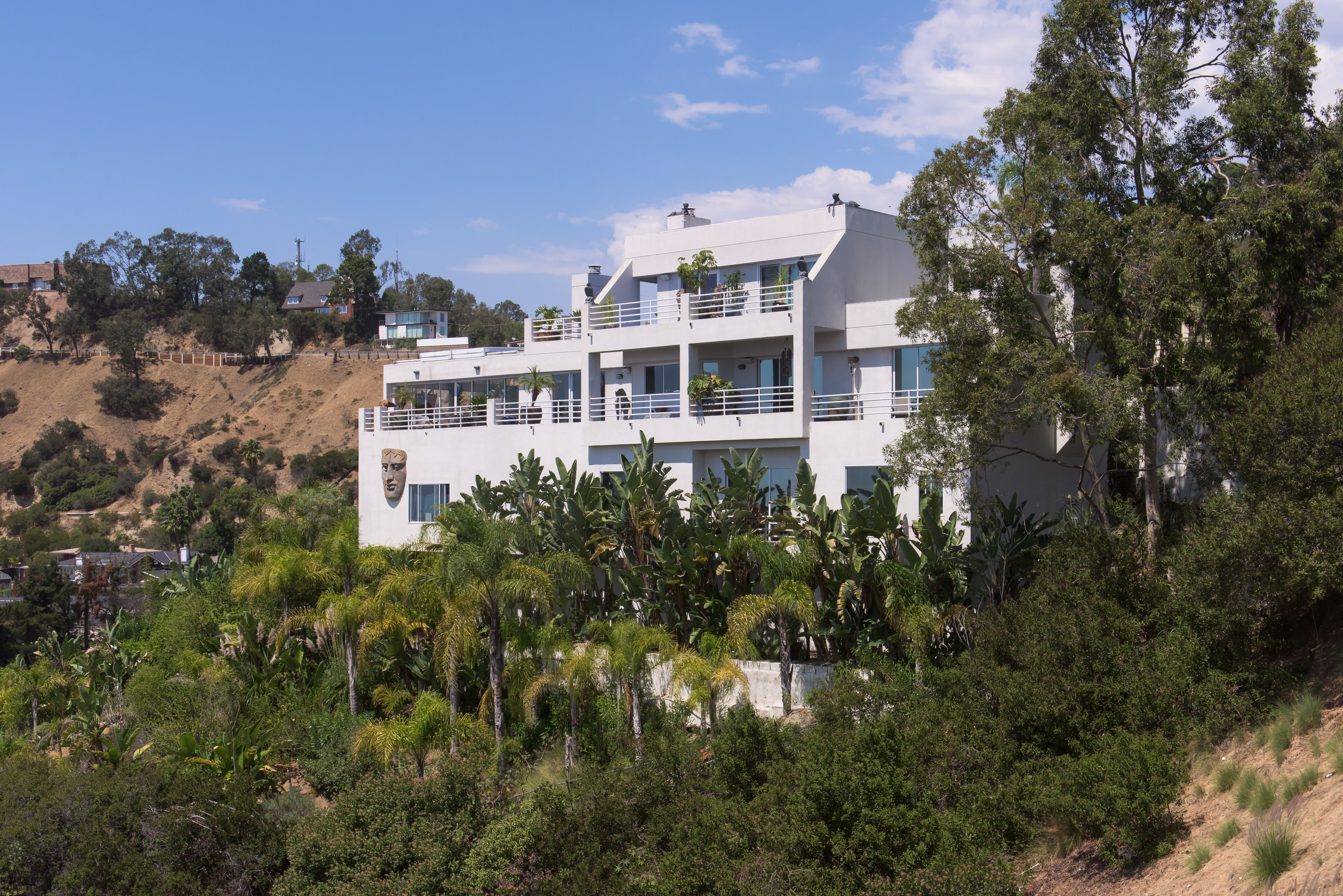 Los Angeles Celebrity Homes Curbed La