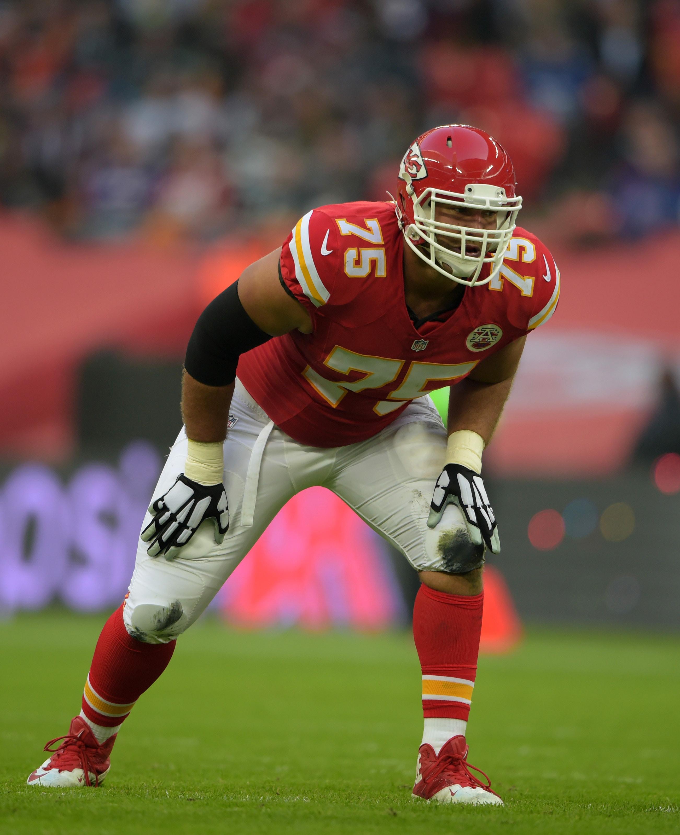 NFL: International Series-Detroit Lions at Kansas City Chiefs