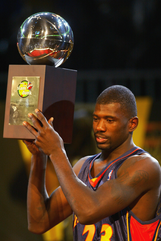 Richardson wins slam dunk contest