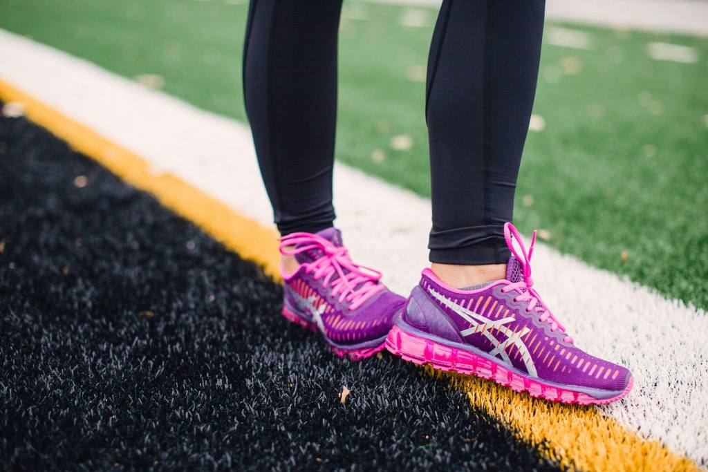 The Everything Guide to Buying Running Shoes