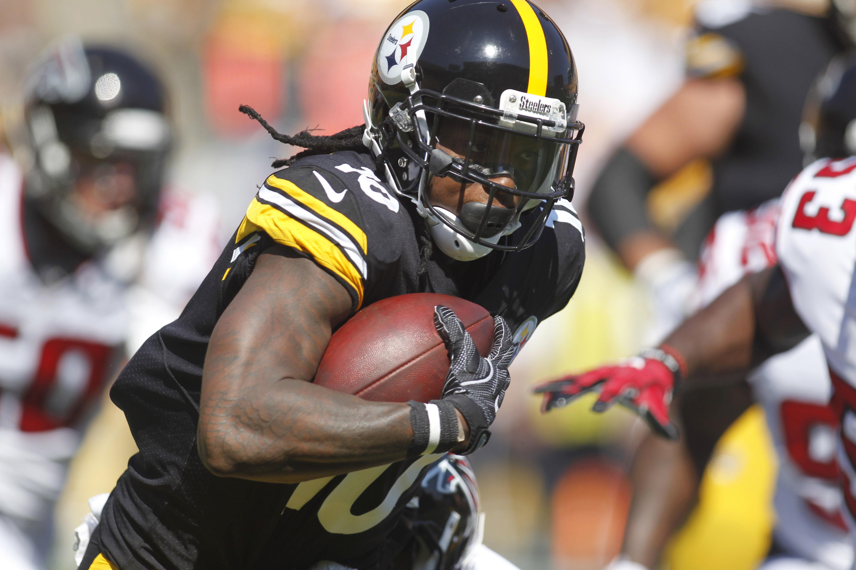 NFL: Atlanta Falcons at Pittsburgh Steelers