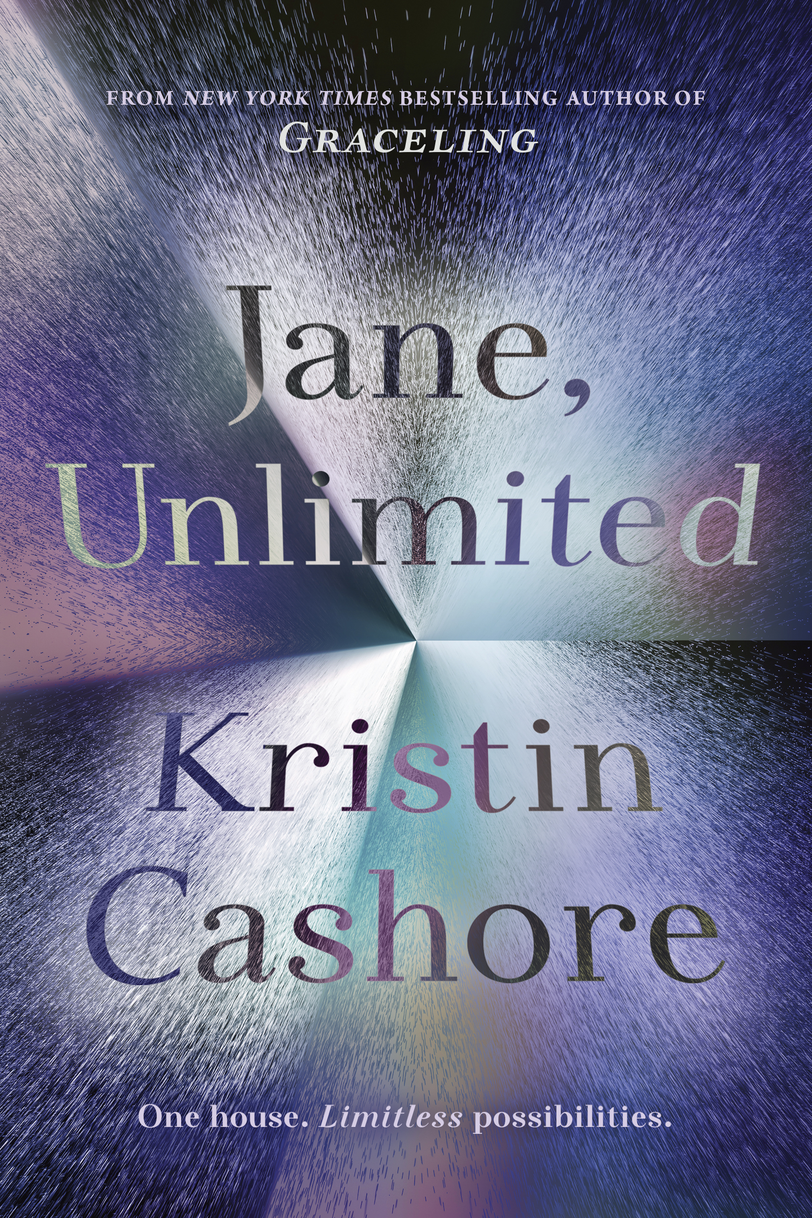 Jane, Unlimited is a spy thriller, space opera, gothic horror story, and more. It's great.