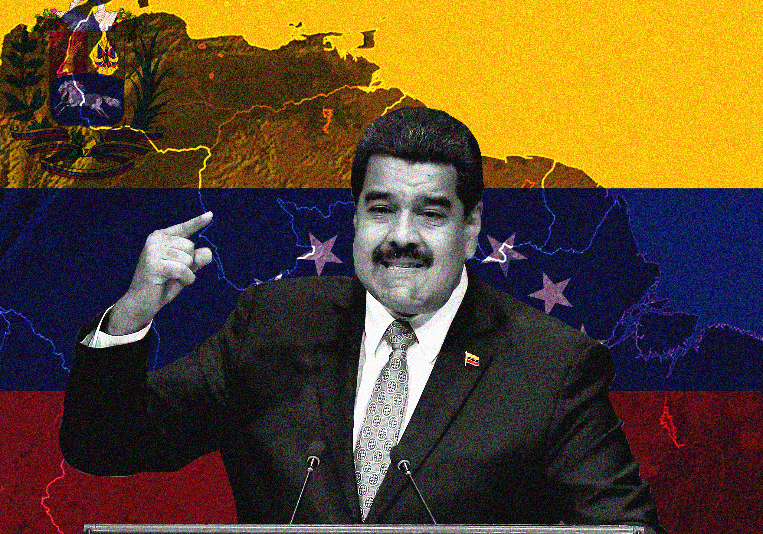 How Venezuela went from a rich democracy to a dictatorship on the brink of collapse