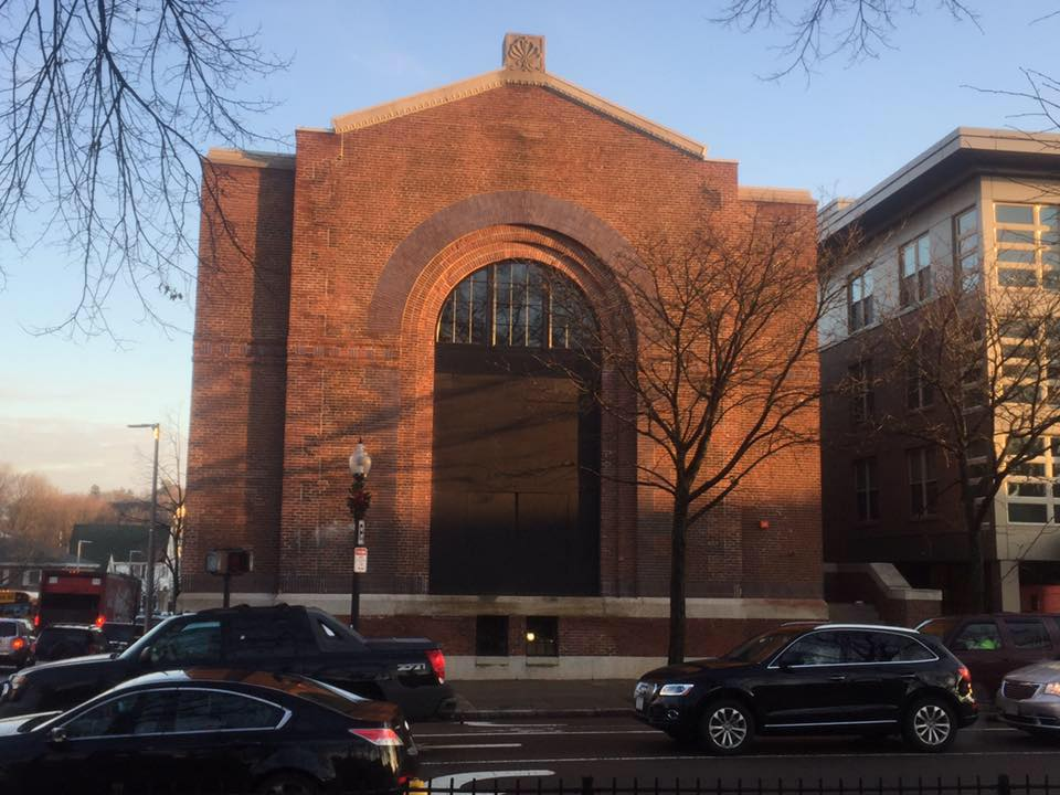Roslindale Substation, home to CBC