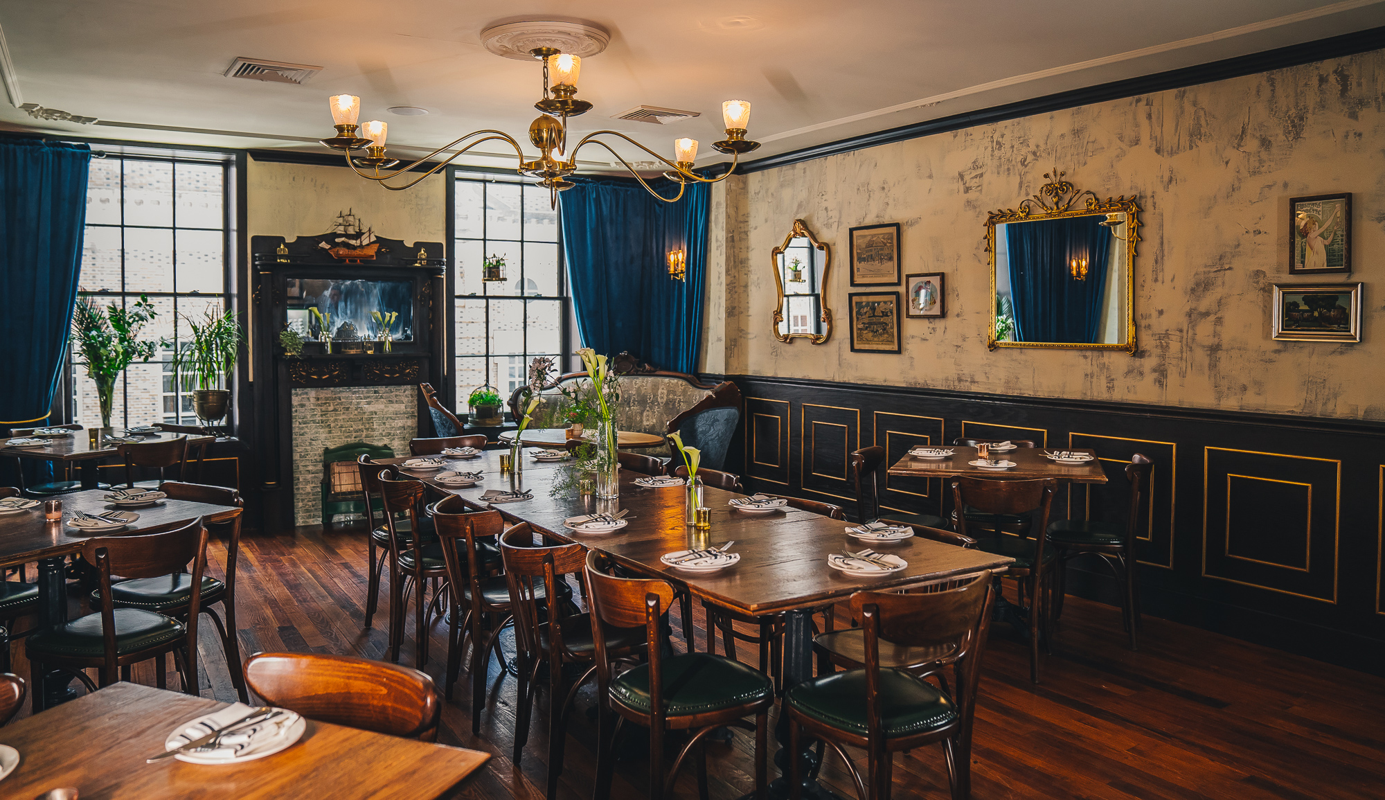 17 Gorgeous Private Dining Rooms at Philly Restaurants